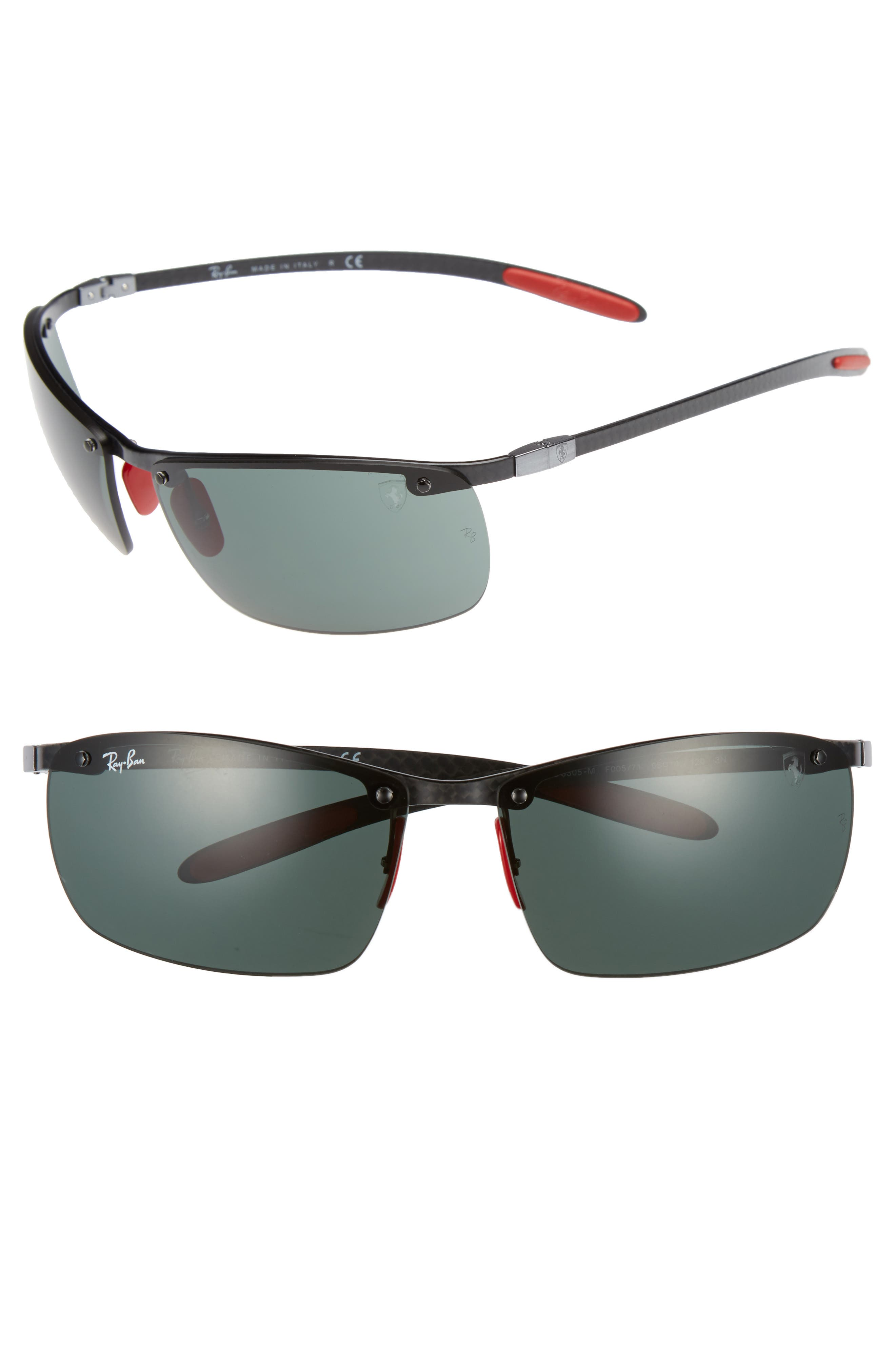 Ray-Ban Sport 64mm Sunglasses