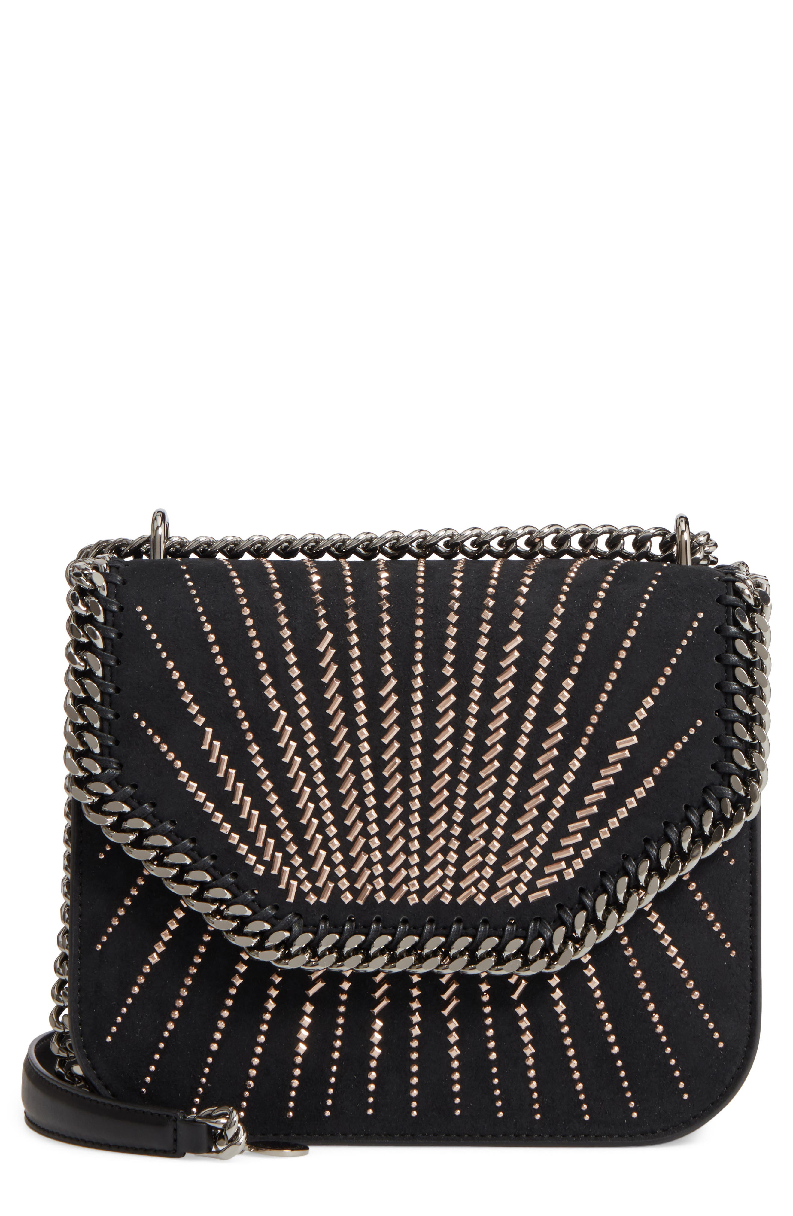 Stella McCartney Medium Falabella Box Hot Fix Shoulder Bag