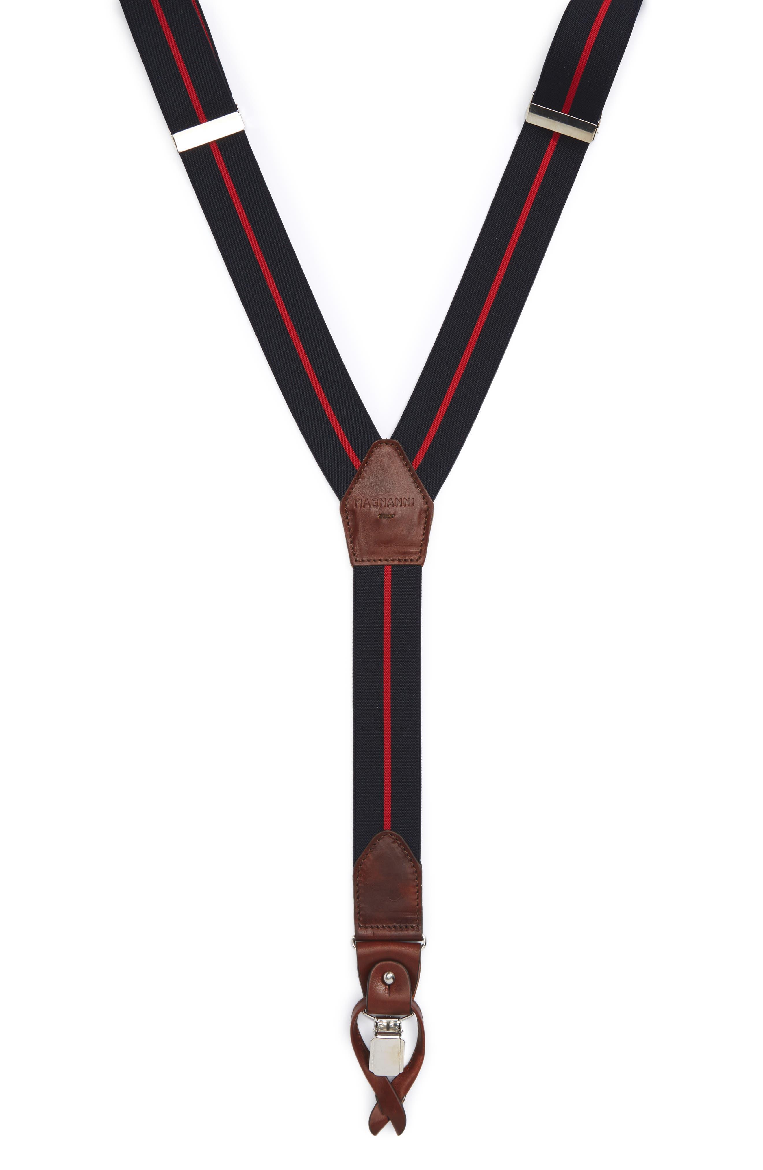Magnanni Line Suspenders