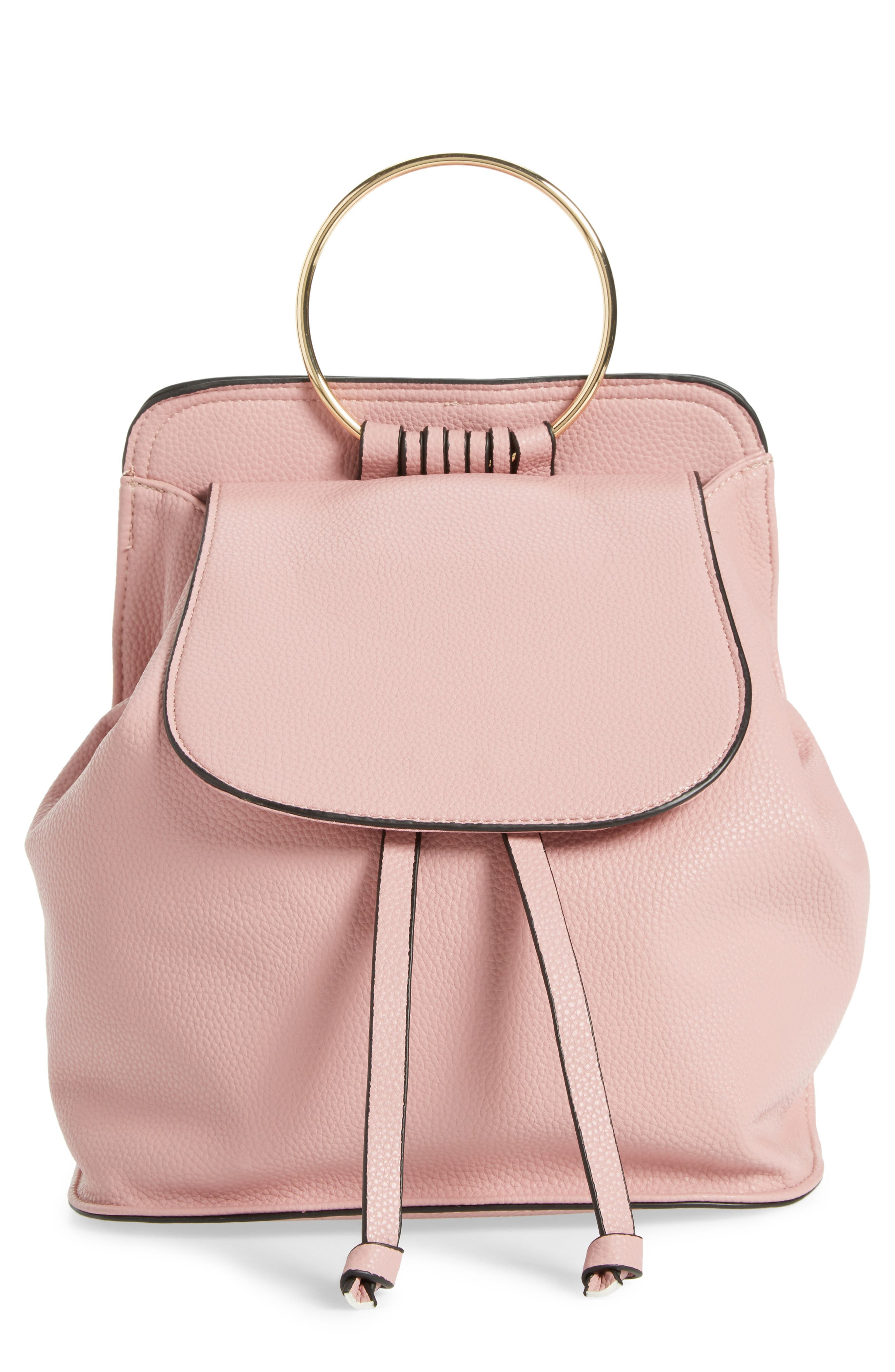 Main Image - Amici Accessories Ring Handle Backpack