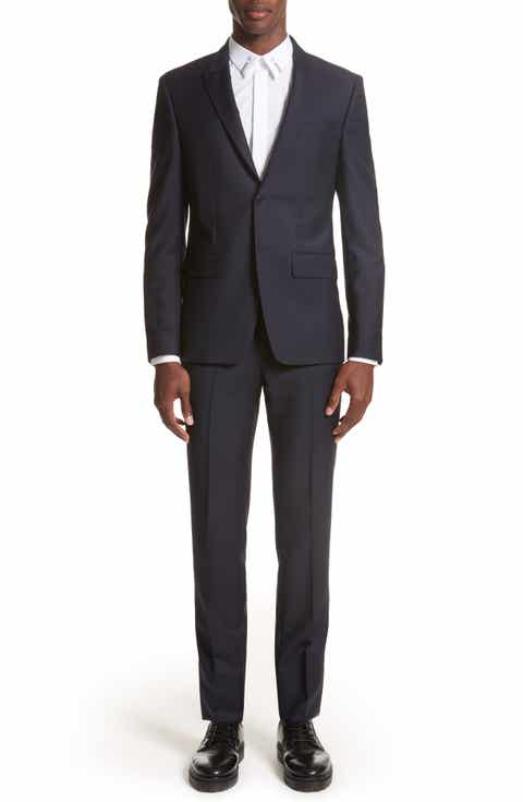 Givenchy Wool   Mohair Suit