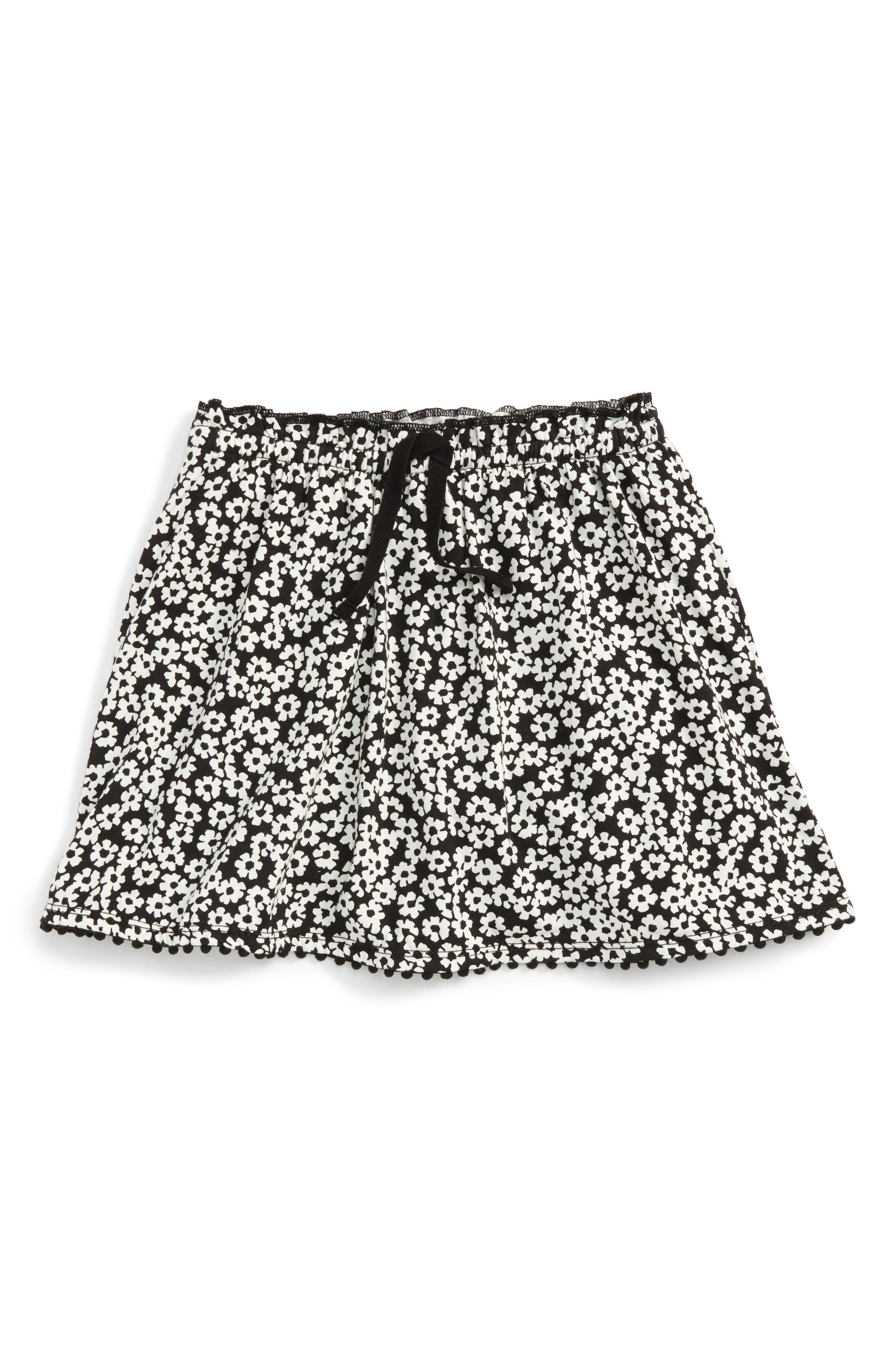 Tucker + Tate Floral Print Skort (Toddler Girls, Little Girls & Big Girls)