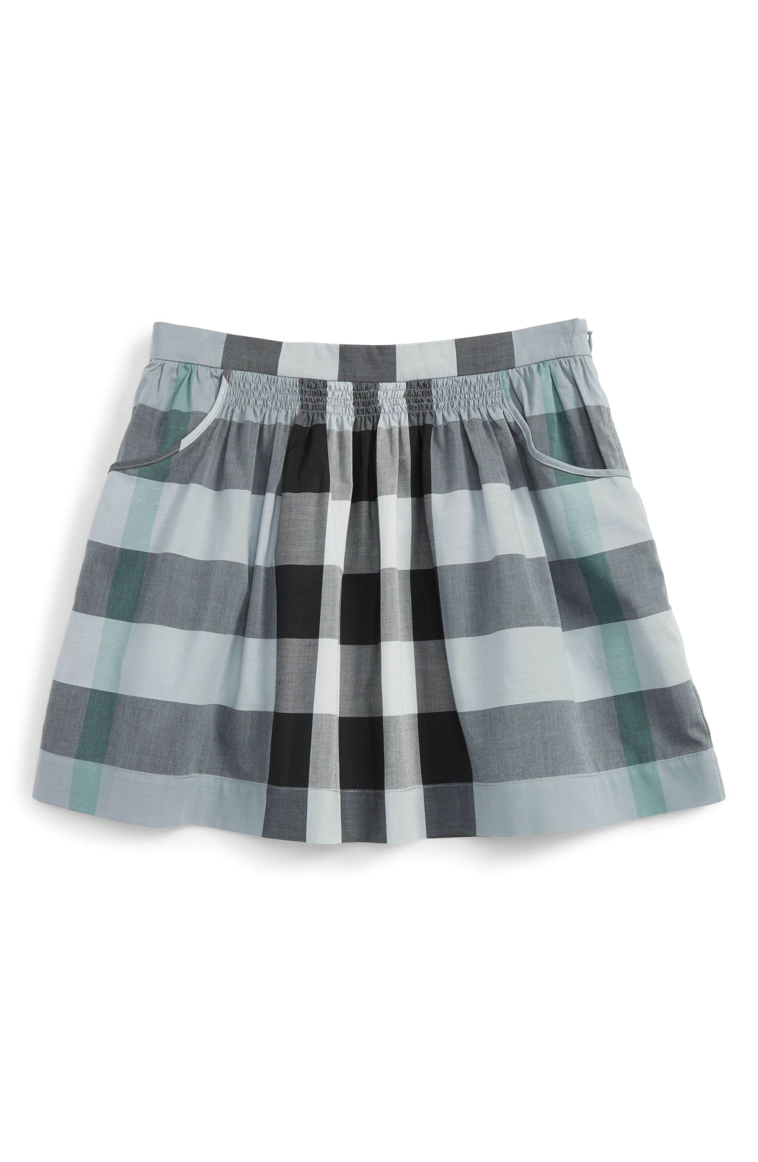 Burberry Kayly Check Print Skirt (Little Girls & Big Girls)