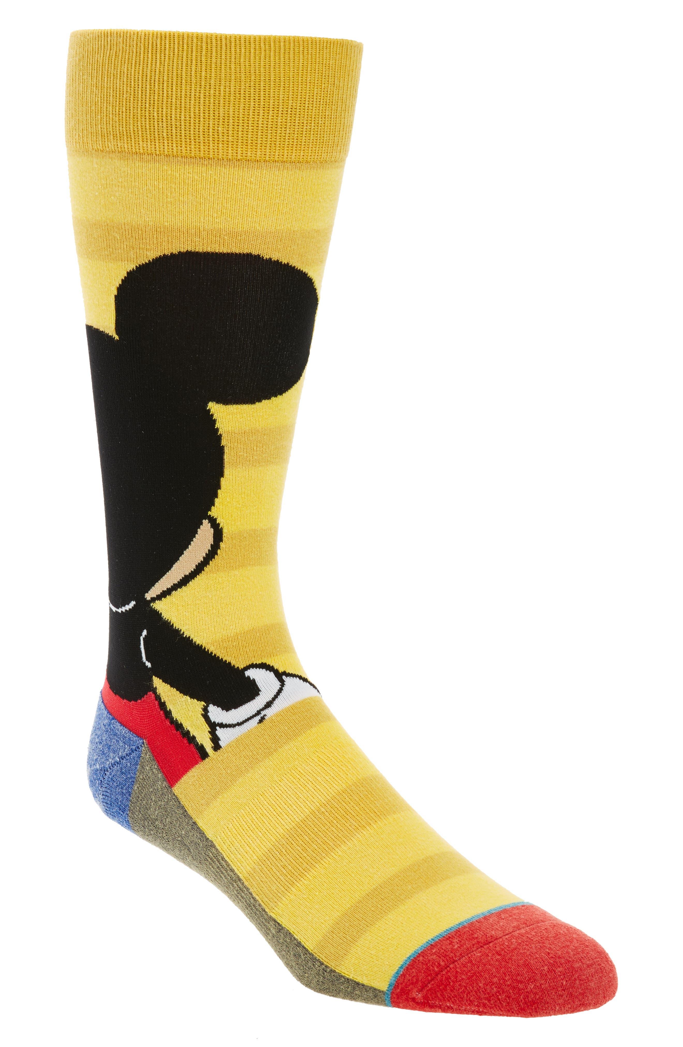 Stance Disney - Mickey Crew Socks
