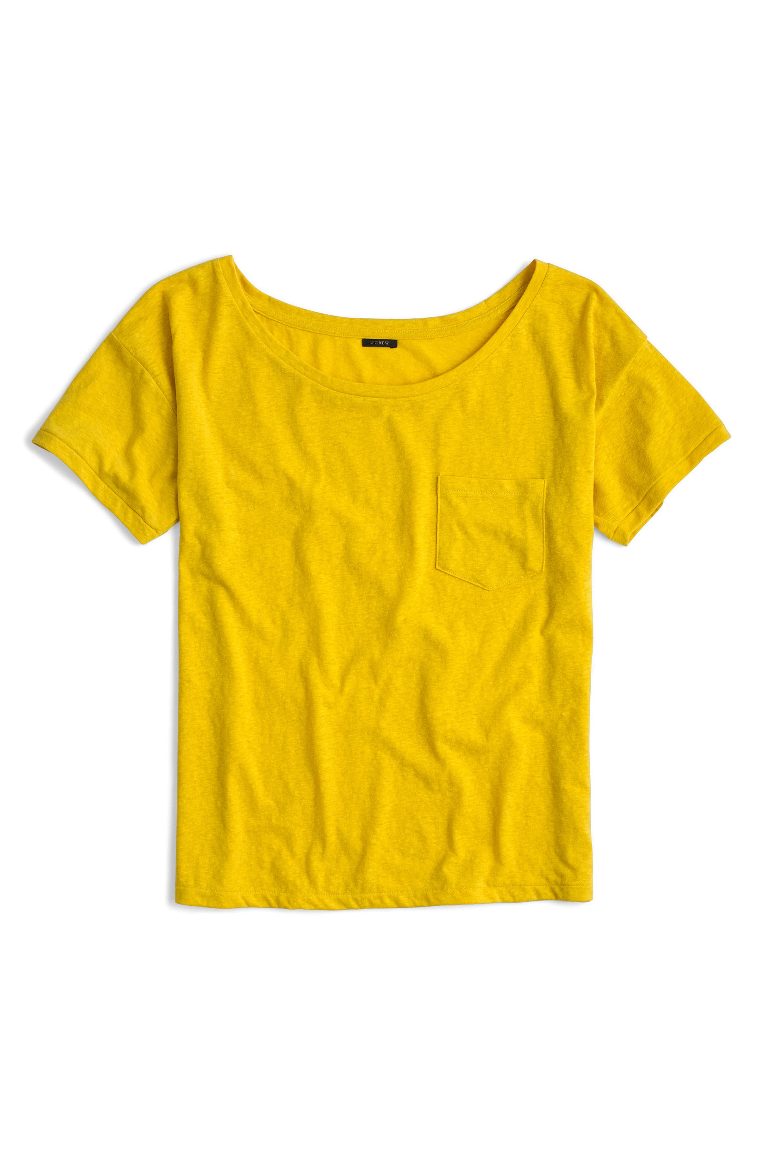 J.Crew Relaxed Boat Neck Tee