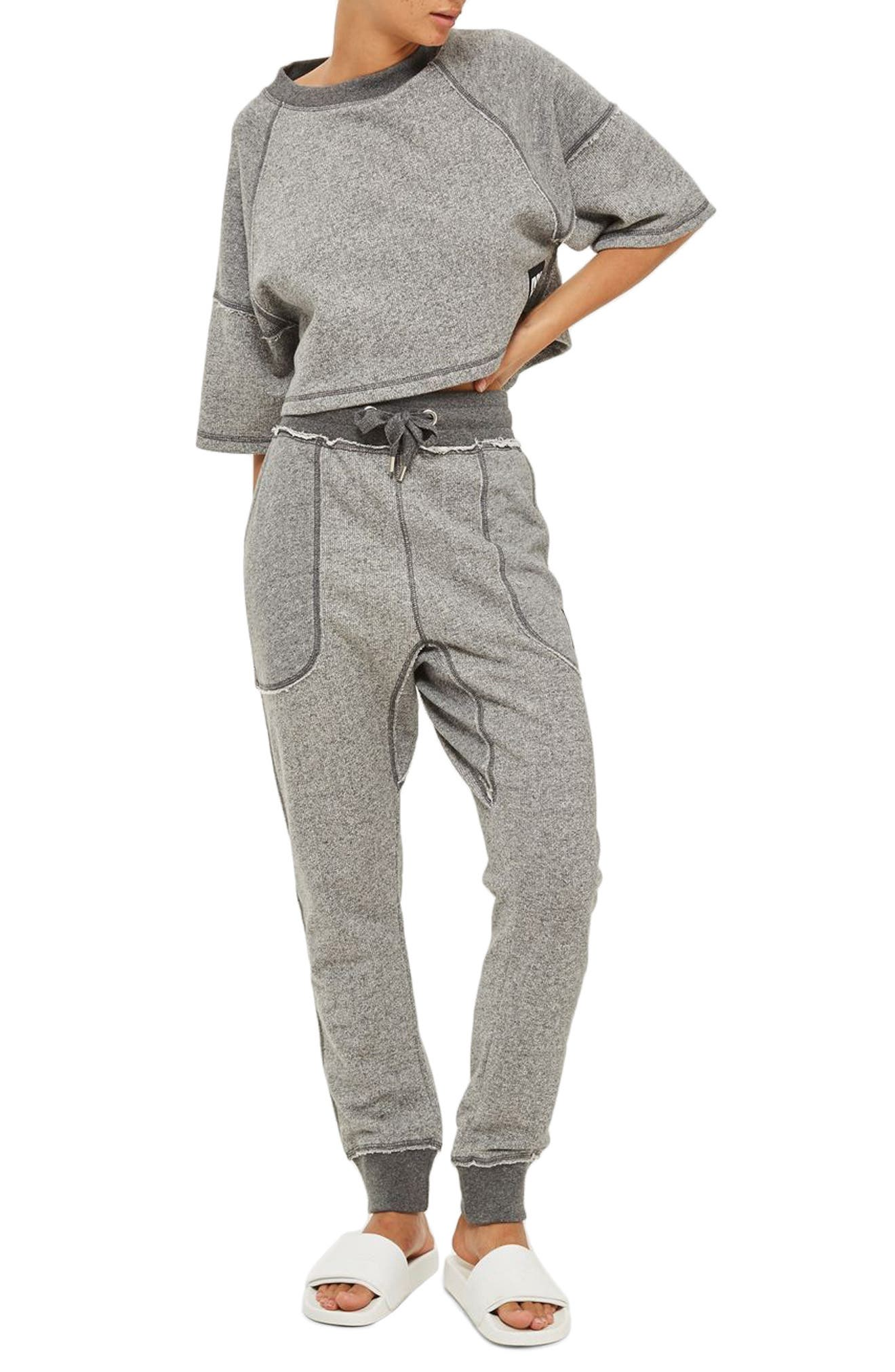 IVY PARK® Raw Edge Jogger Pants