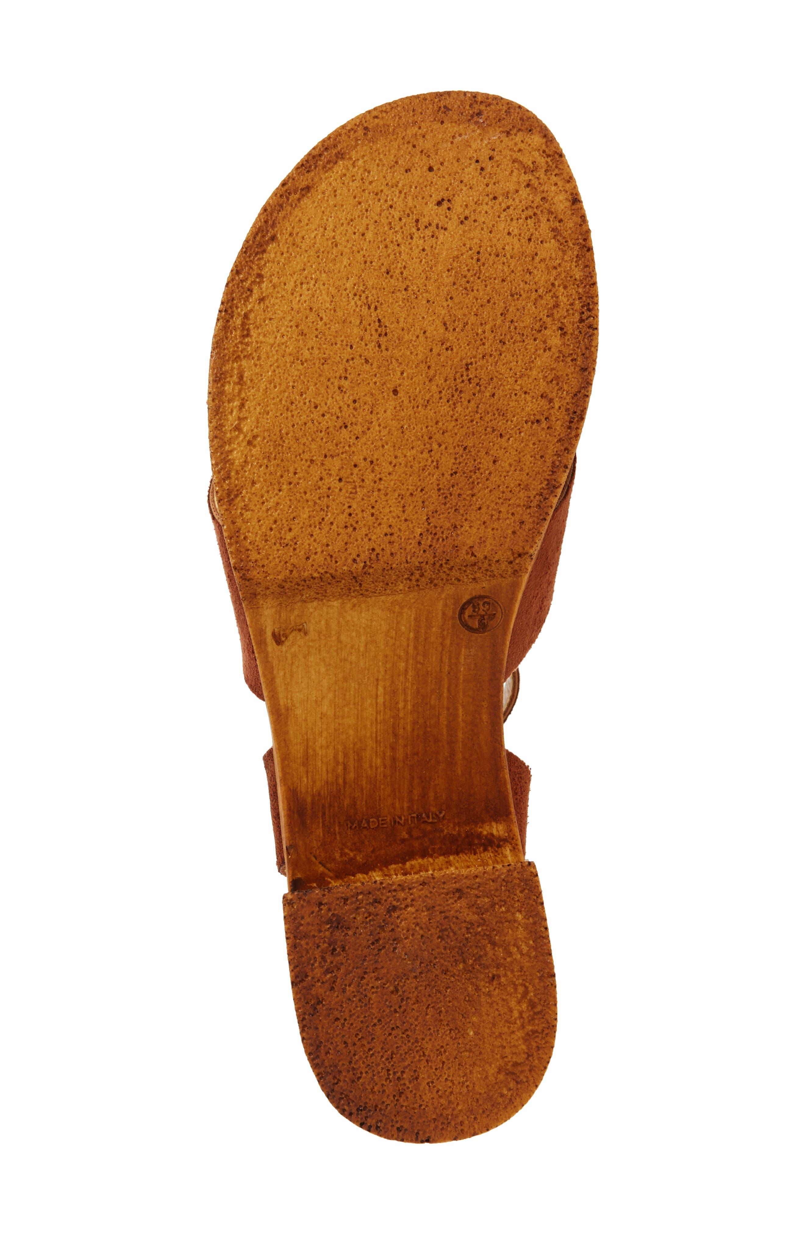 Alternate Image 6  - Topshop Dolly Block Heel Sandal (Women)
