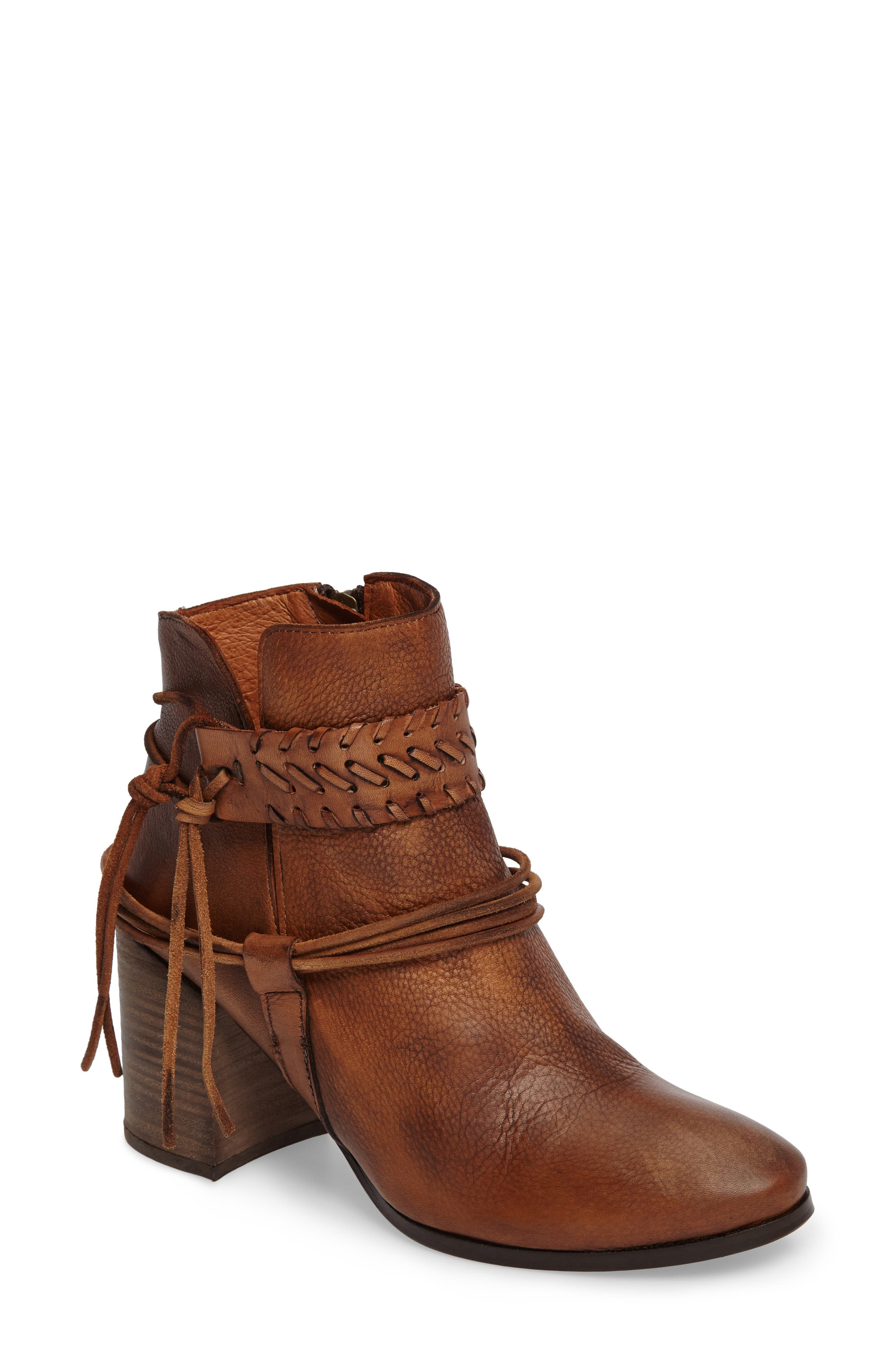 BASKE california Cabrillo Lace-Around Bootie (Women)