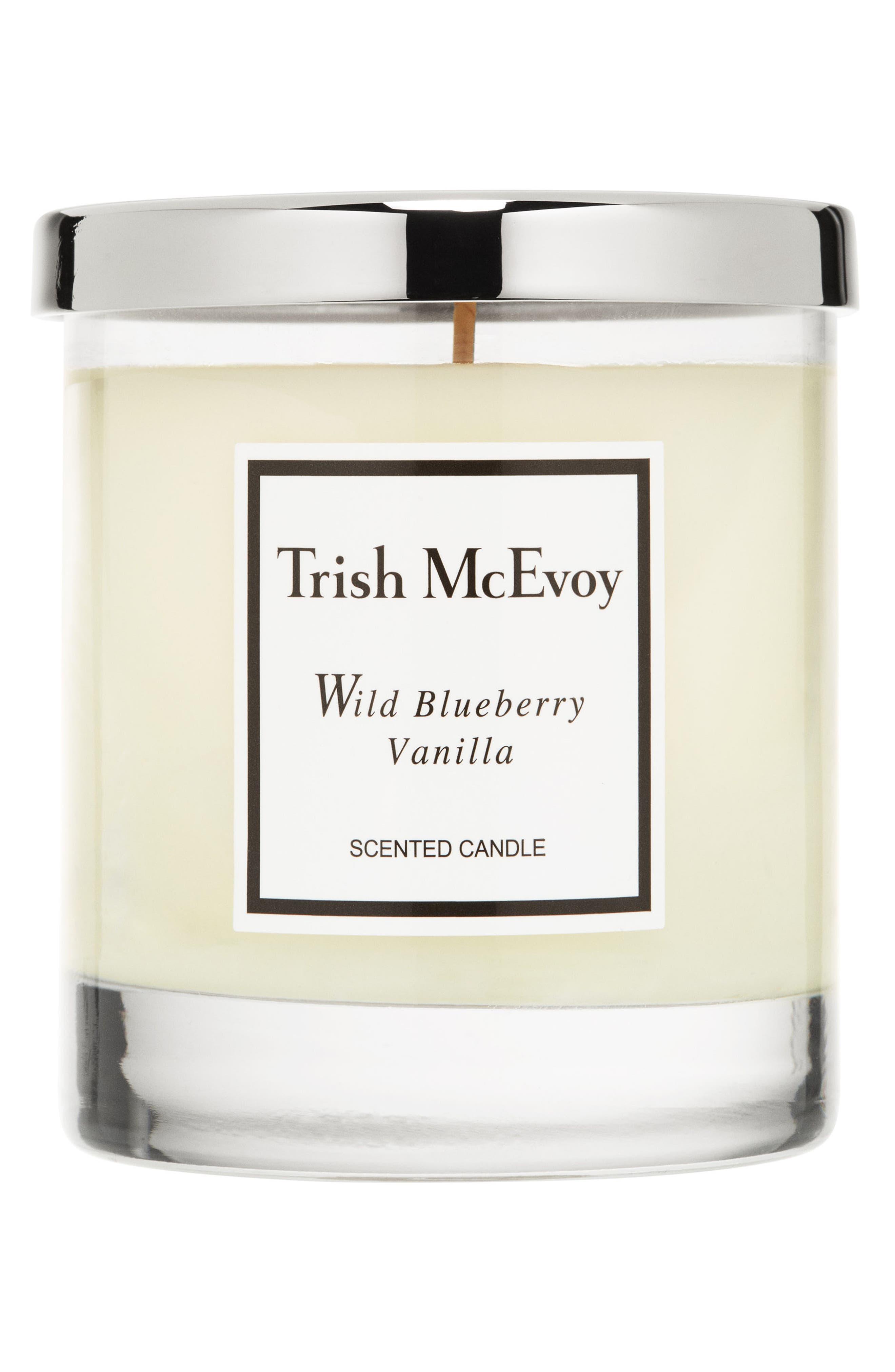 Main Image - Trish McEvoy Wild Blueberry Vanilla Votive Candle