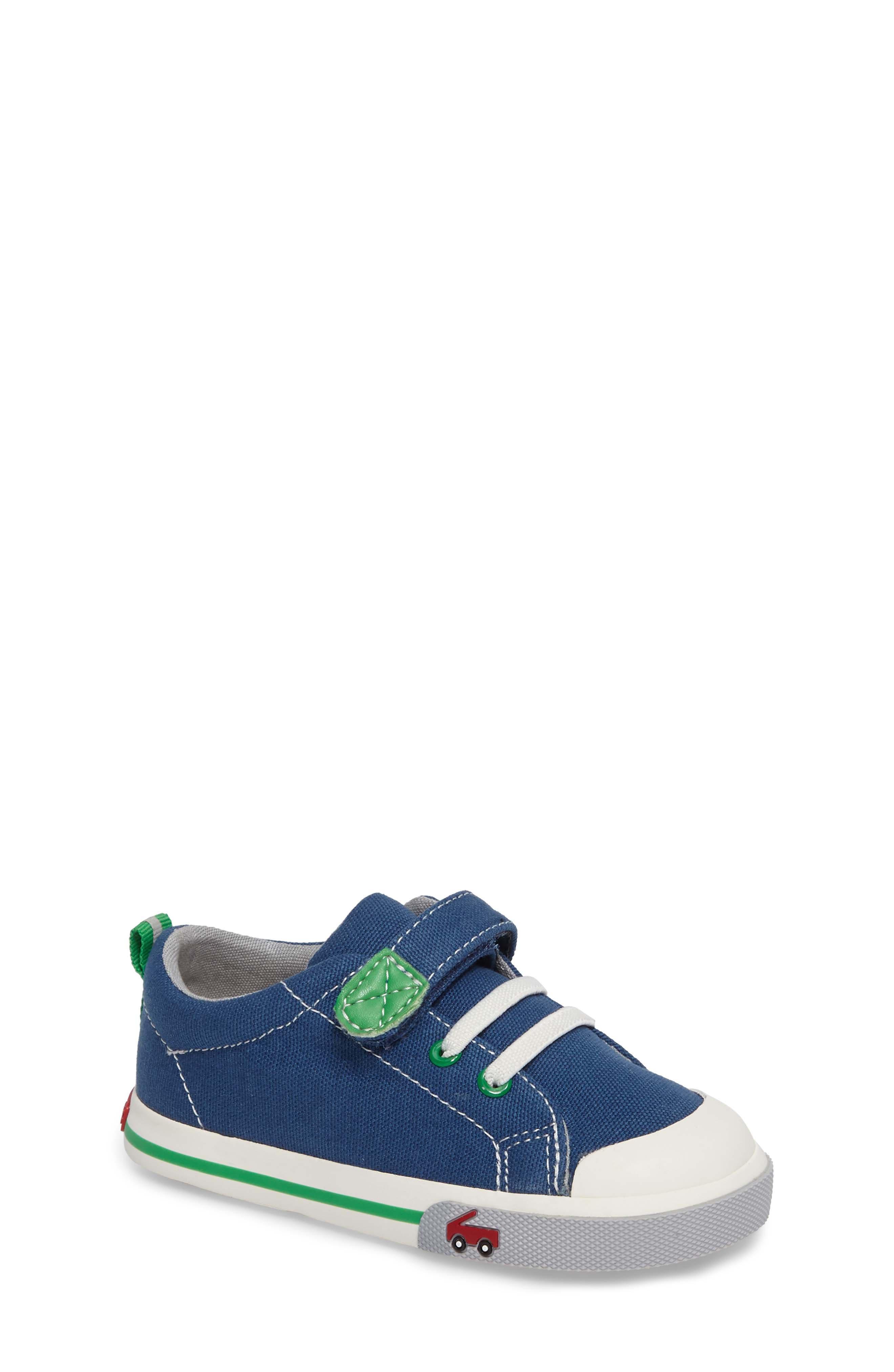 See Kai Run Stevie II Sneaker (Baby, Walker & Toddler)