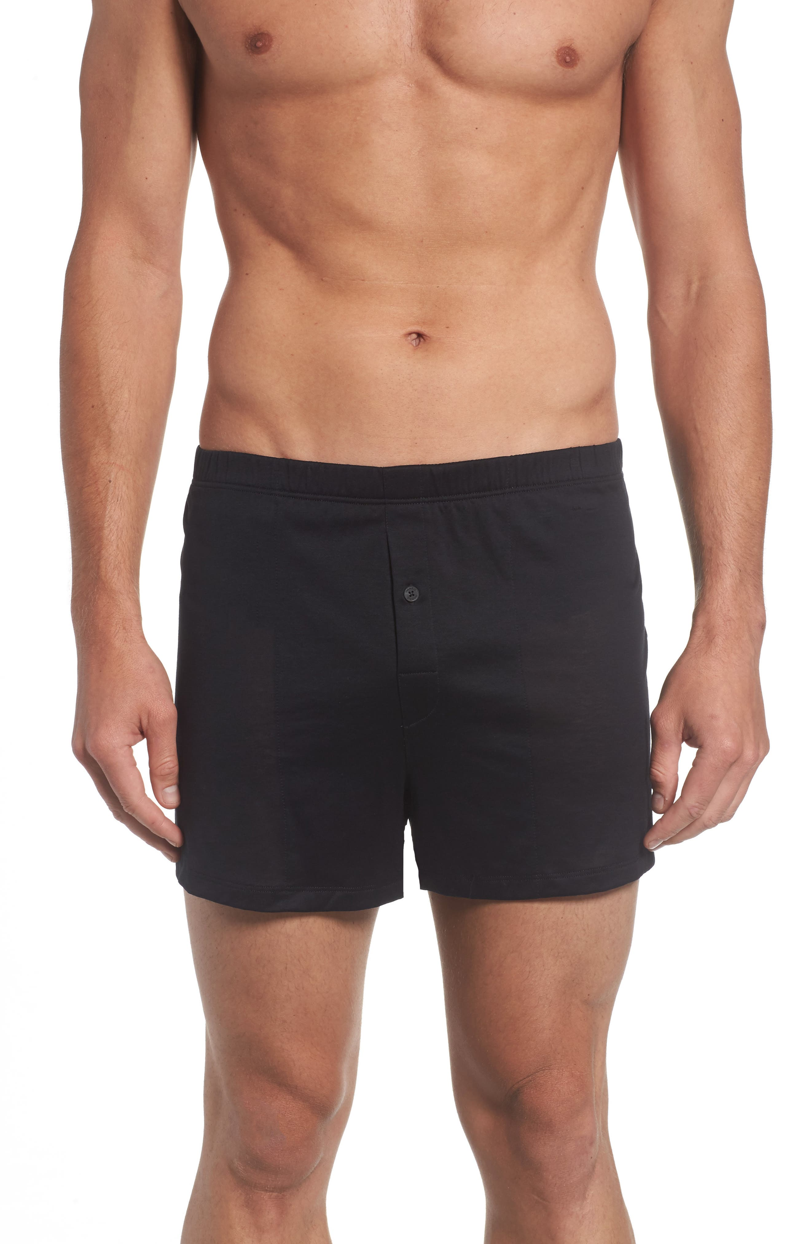 Hanro Sporty Knit Boxers