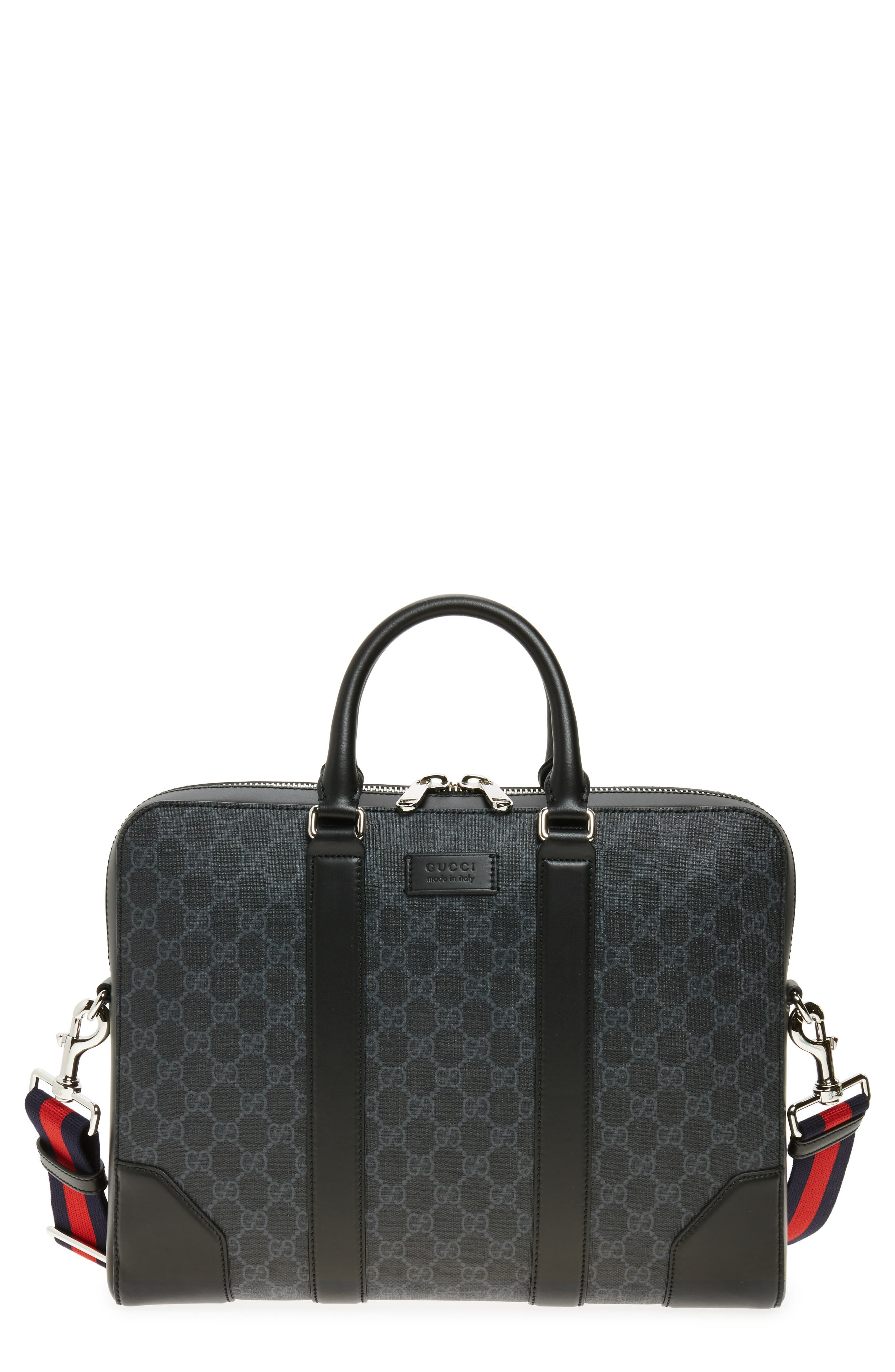 Gucci GG Canvas Briefcase