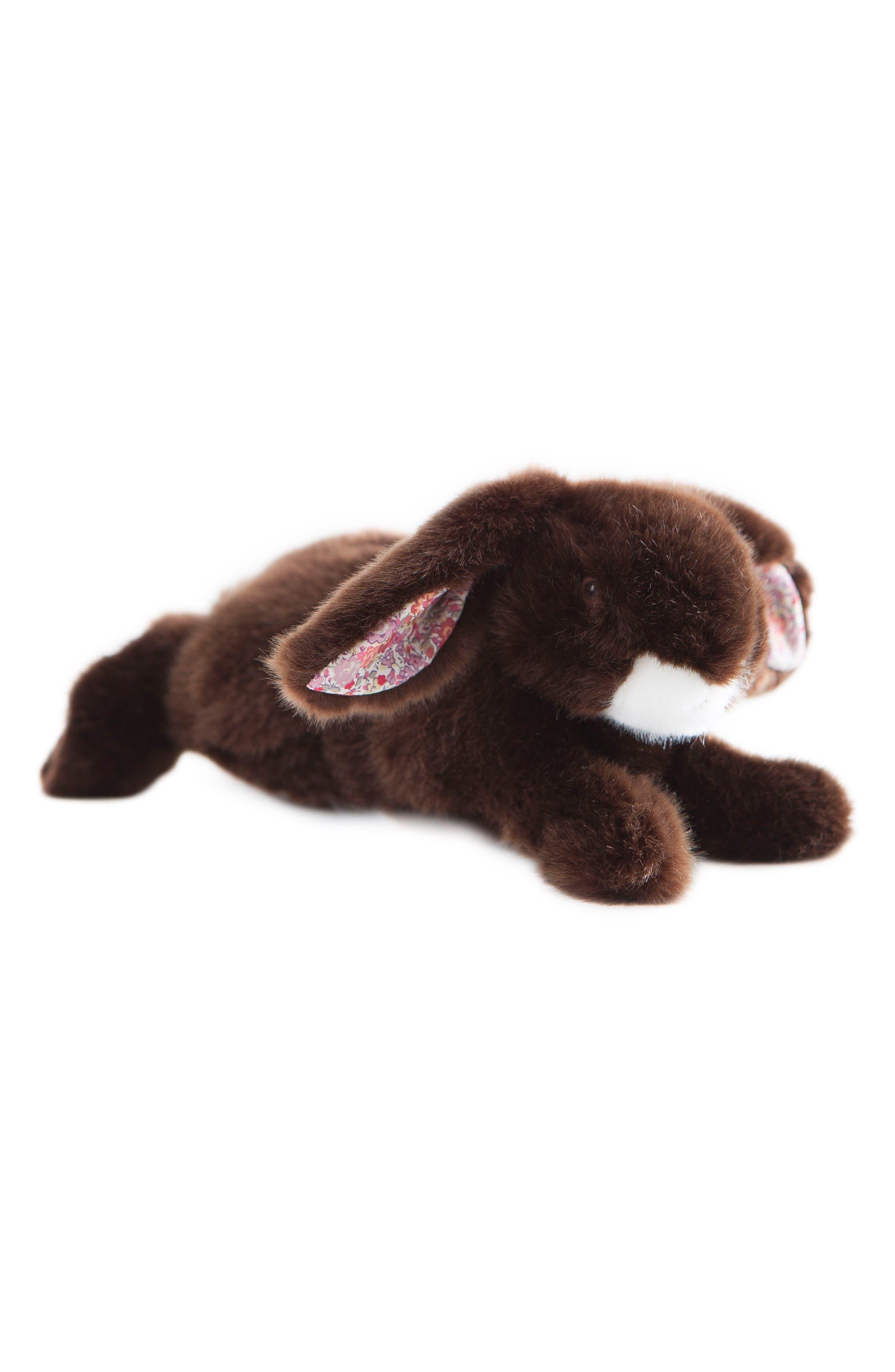Pamplemousse Peluches x Liberty of London Martin the Rabbit Stuffed Animal