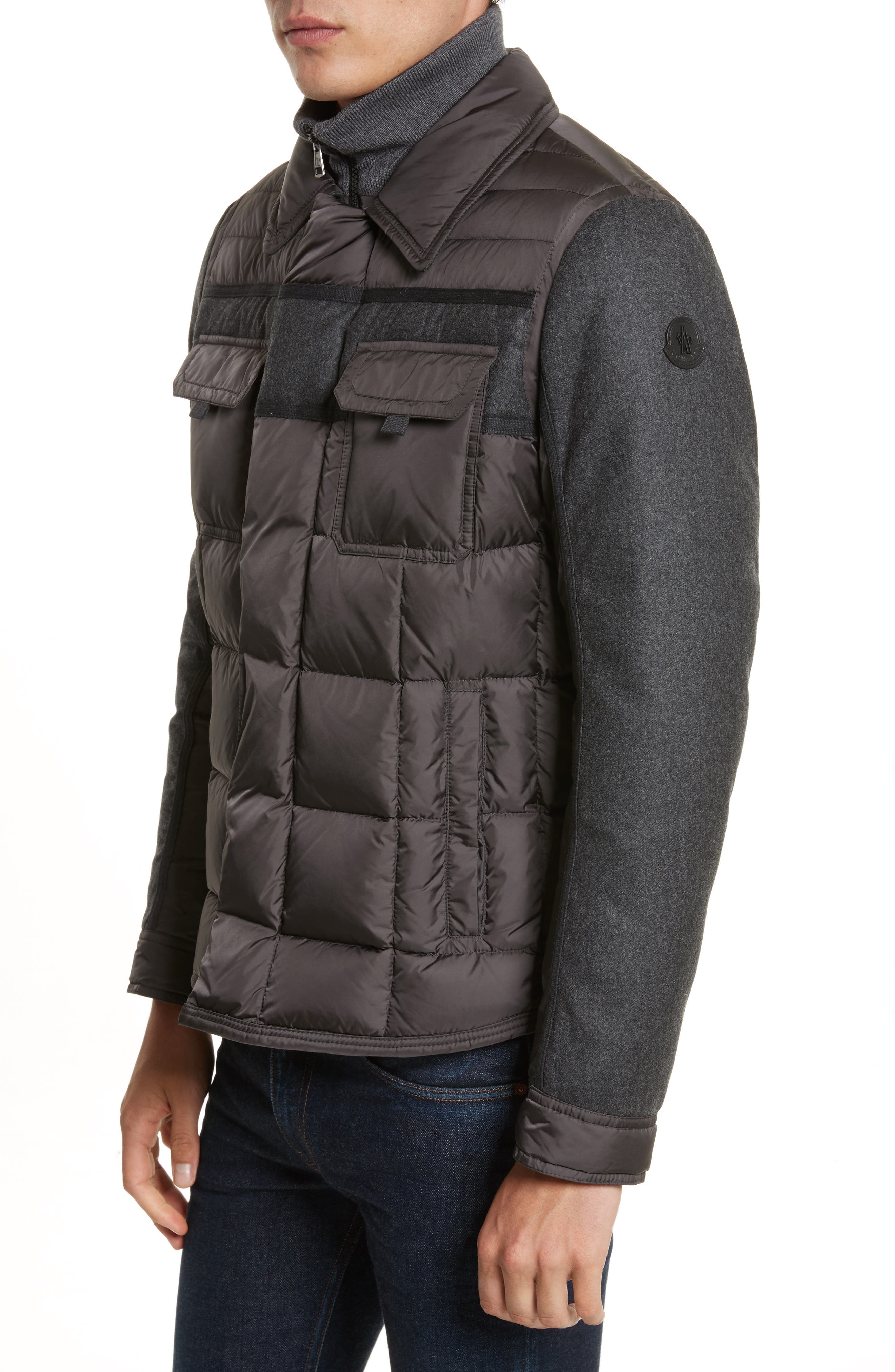 Moncler Blais Down Jacket