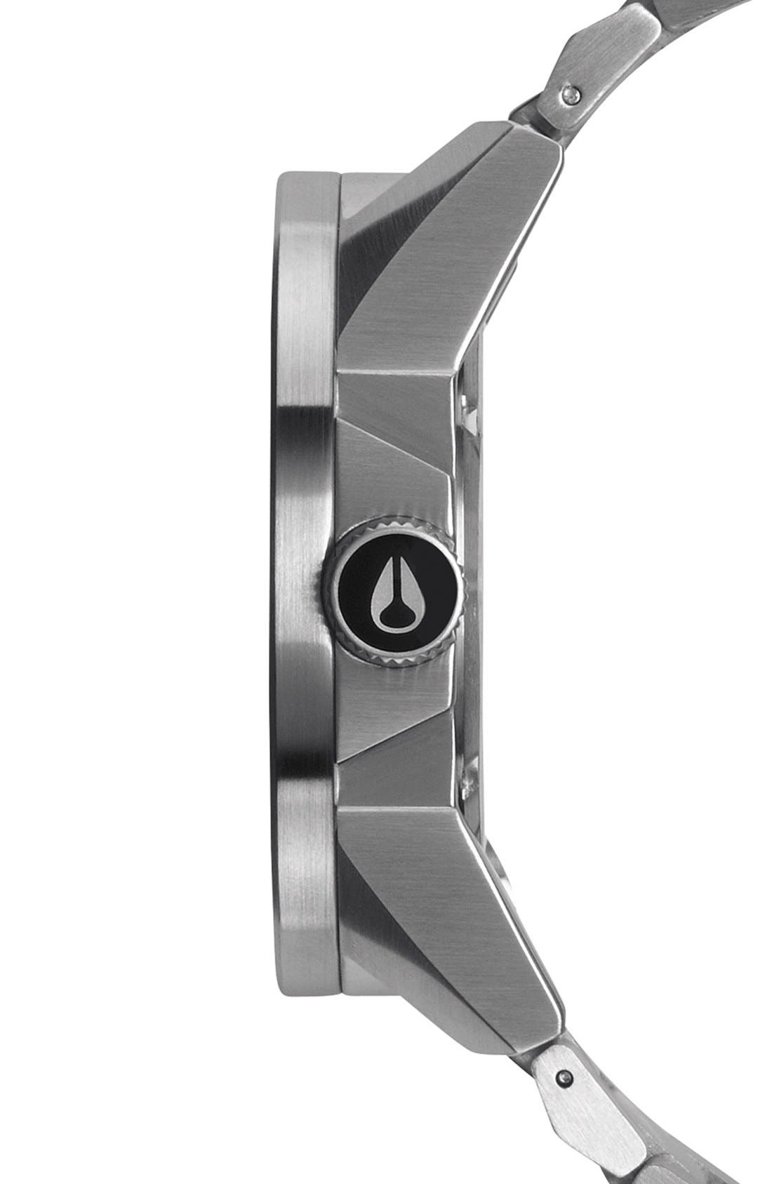 Alternate Image 3  - Nixon 'The Corporal' Bracelet Watch, 48mm