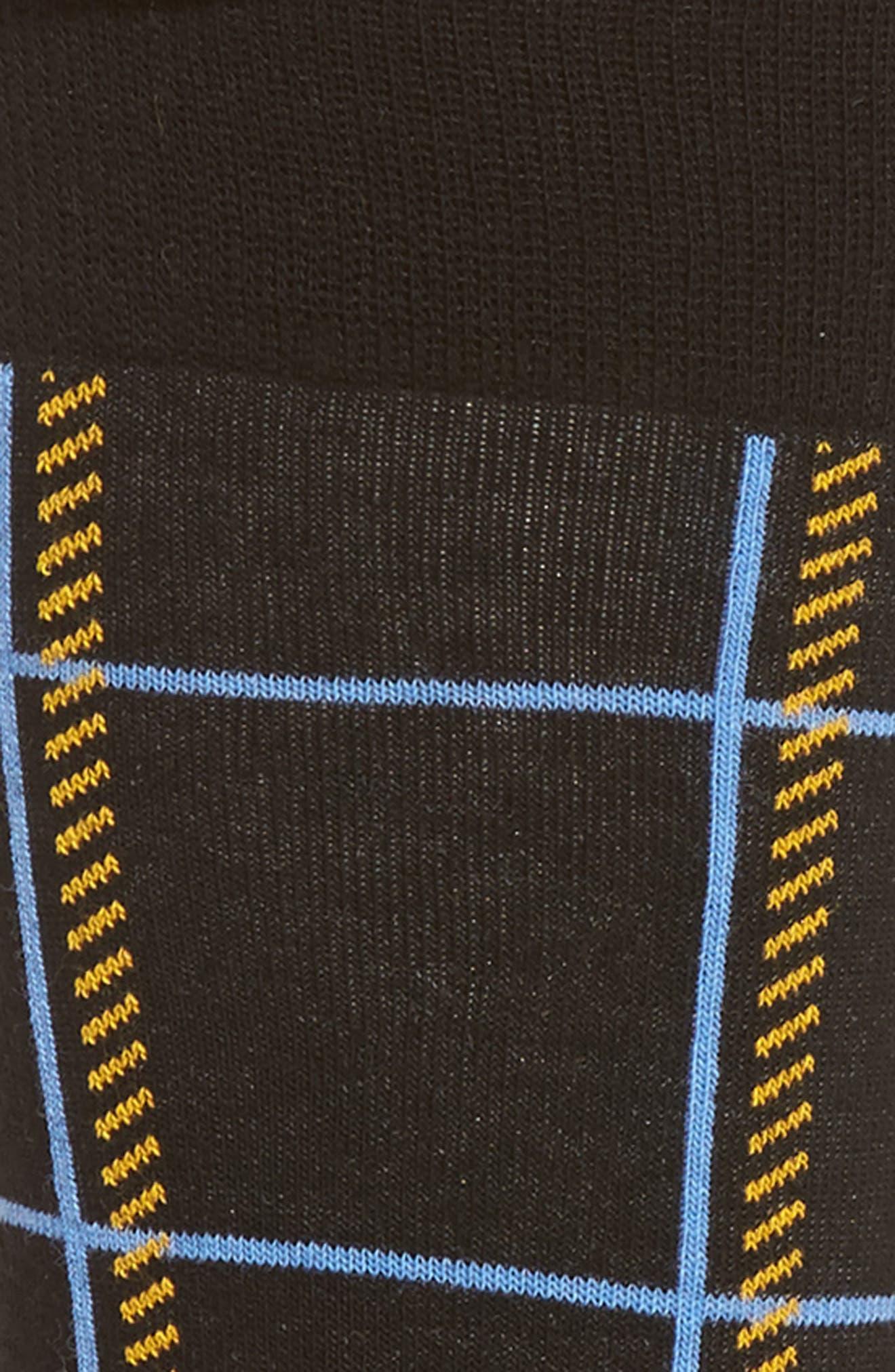 Happy Socks Checks Crew Socks (2 for $24)