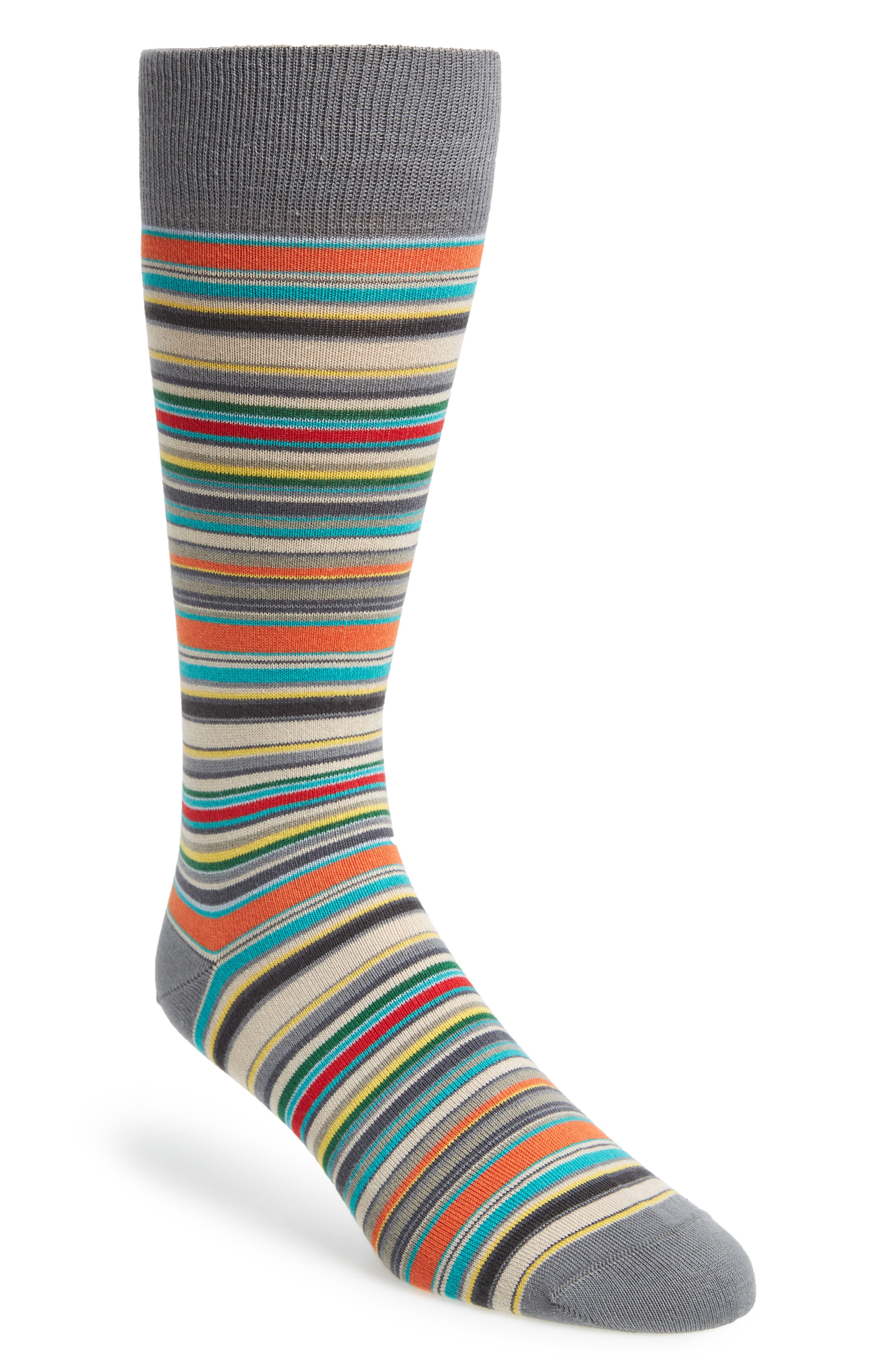 Paul Smith Stripe Socks