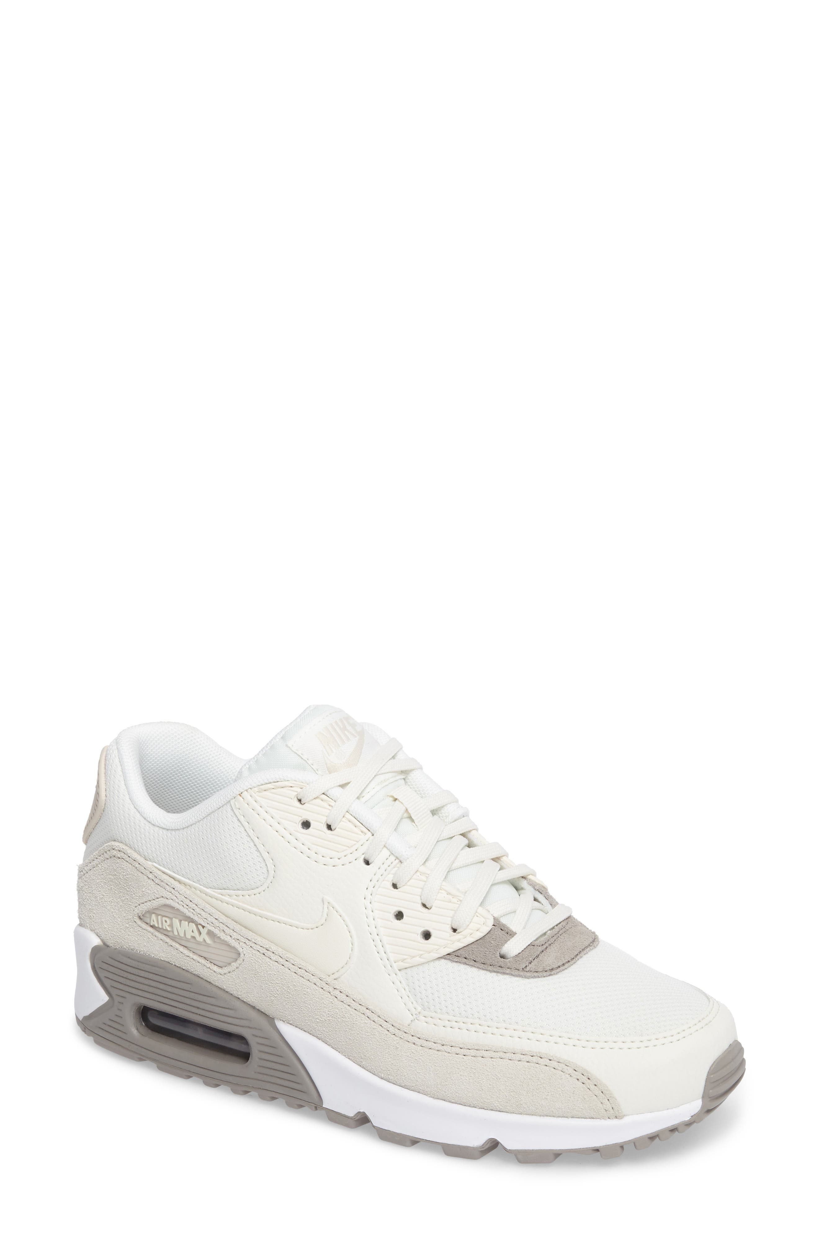Alternate Image 1 Selected - Nike 'Air Max 90' Sneaker (Women)