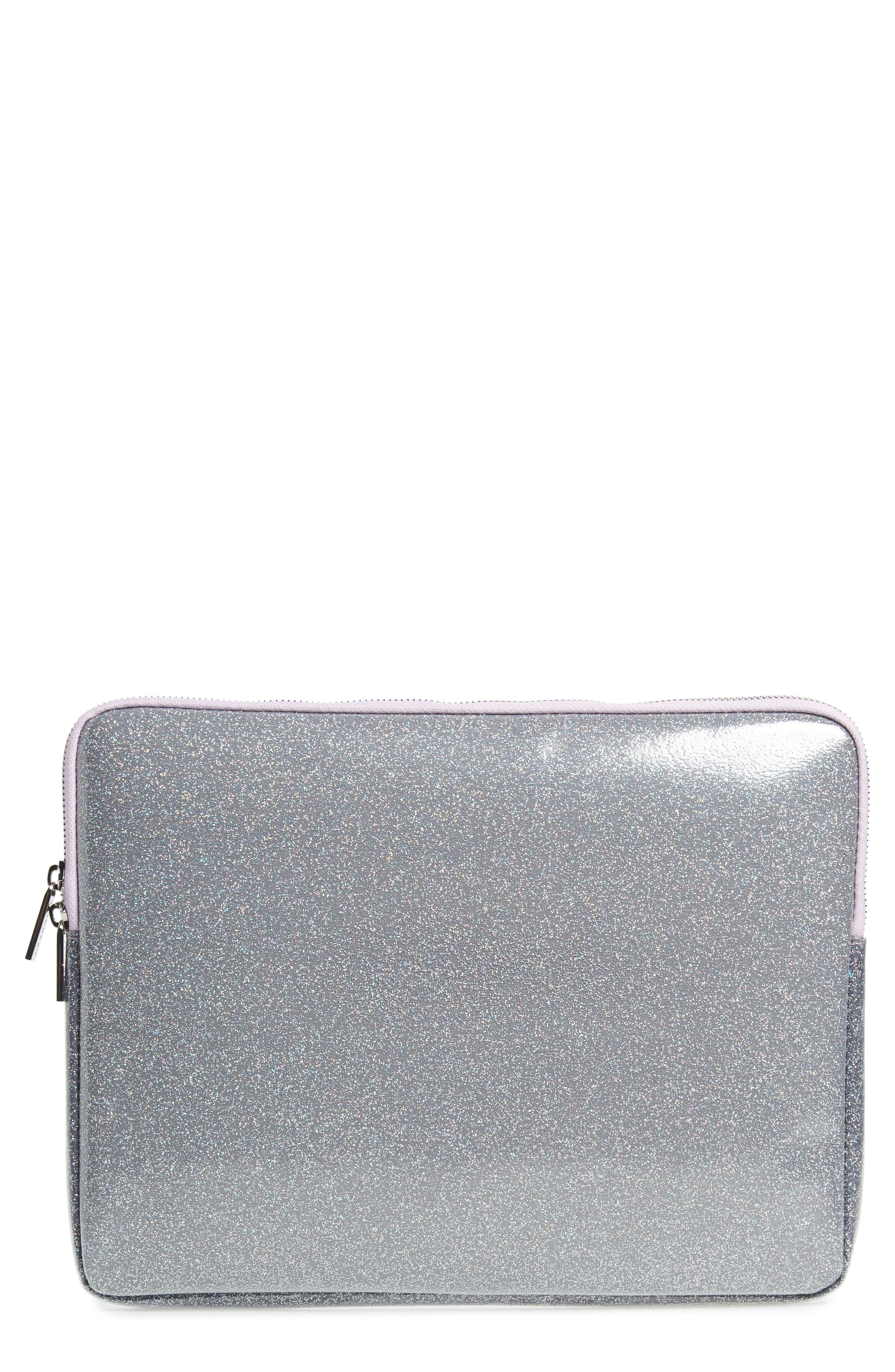 Skinnydip Sparkle 13-Inch Laptop Case