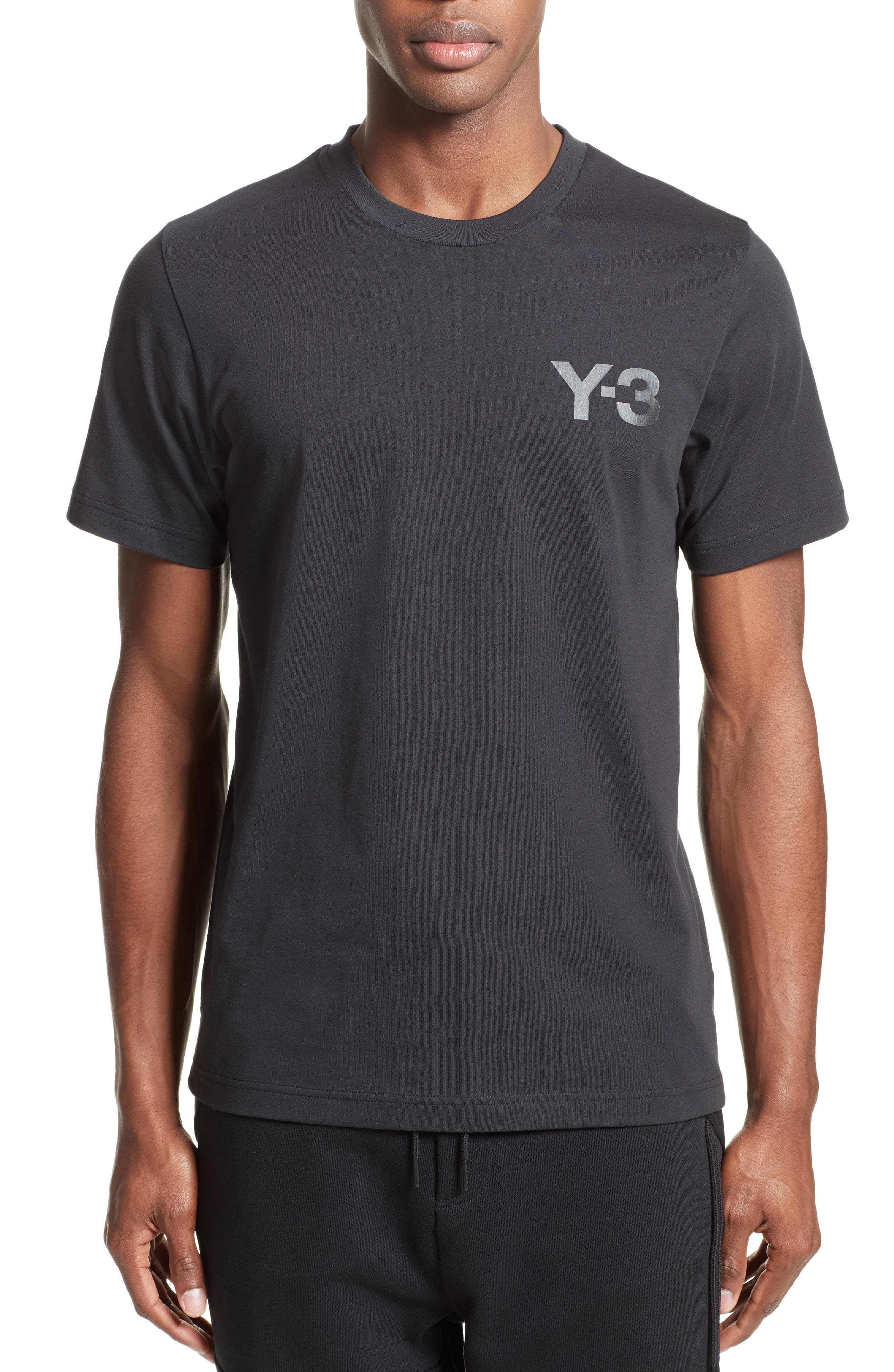 Y-3 Logo Graphic T-Shirt