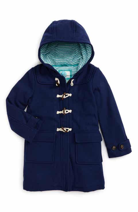 Girls' Coats, Jackets & Outerwear: Rain, Fleece & Hood   Nordstrom