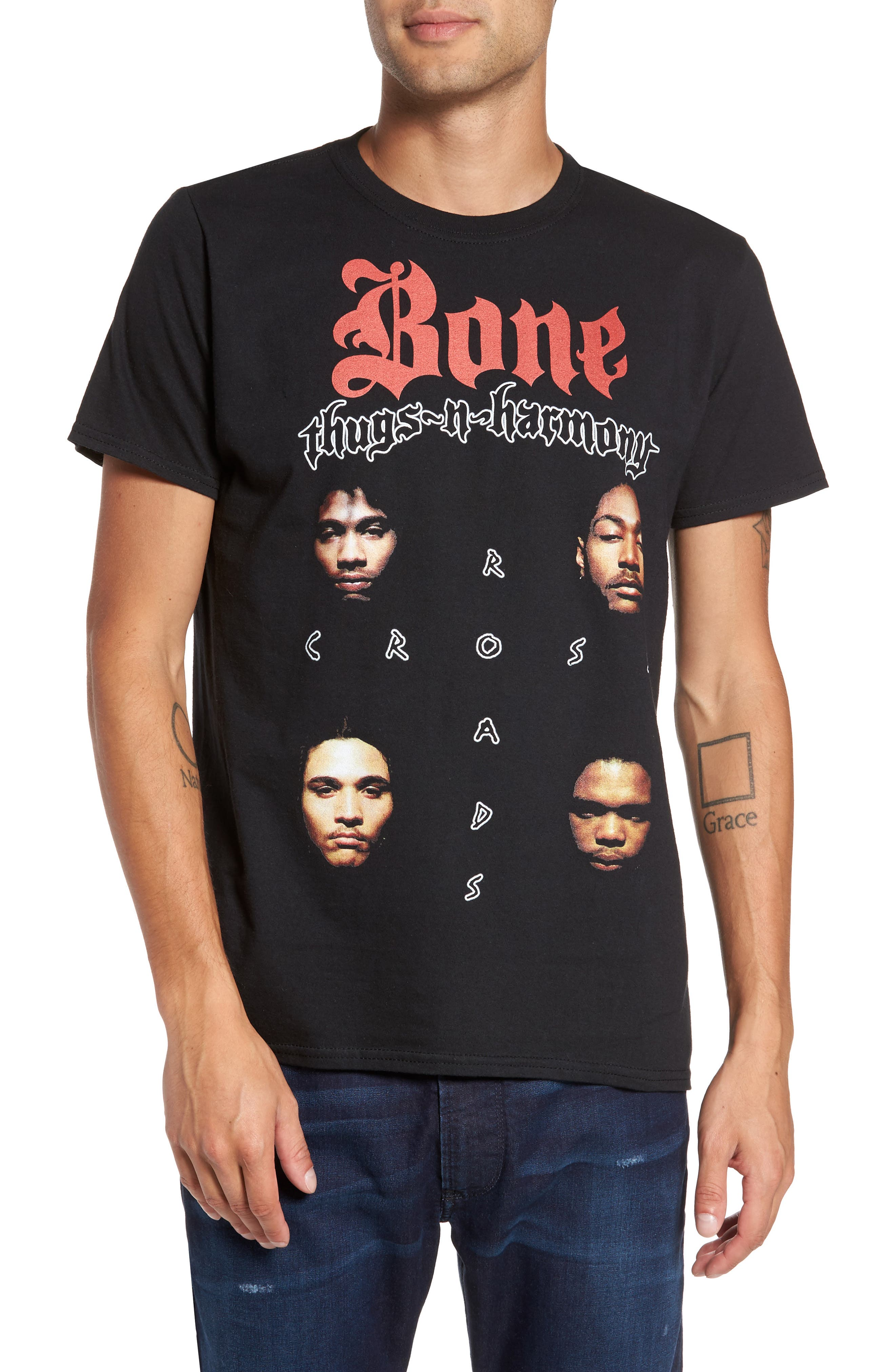 The Rail Bone Thugs-n-Harmony T-Shirt