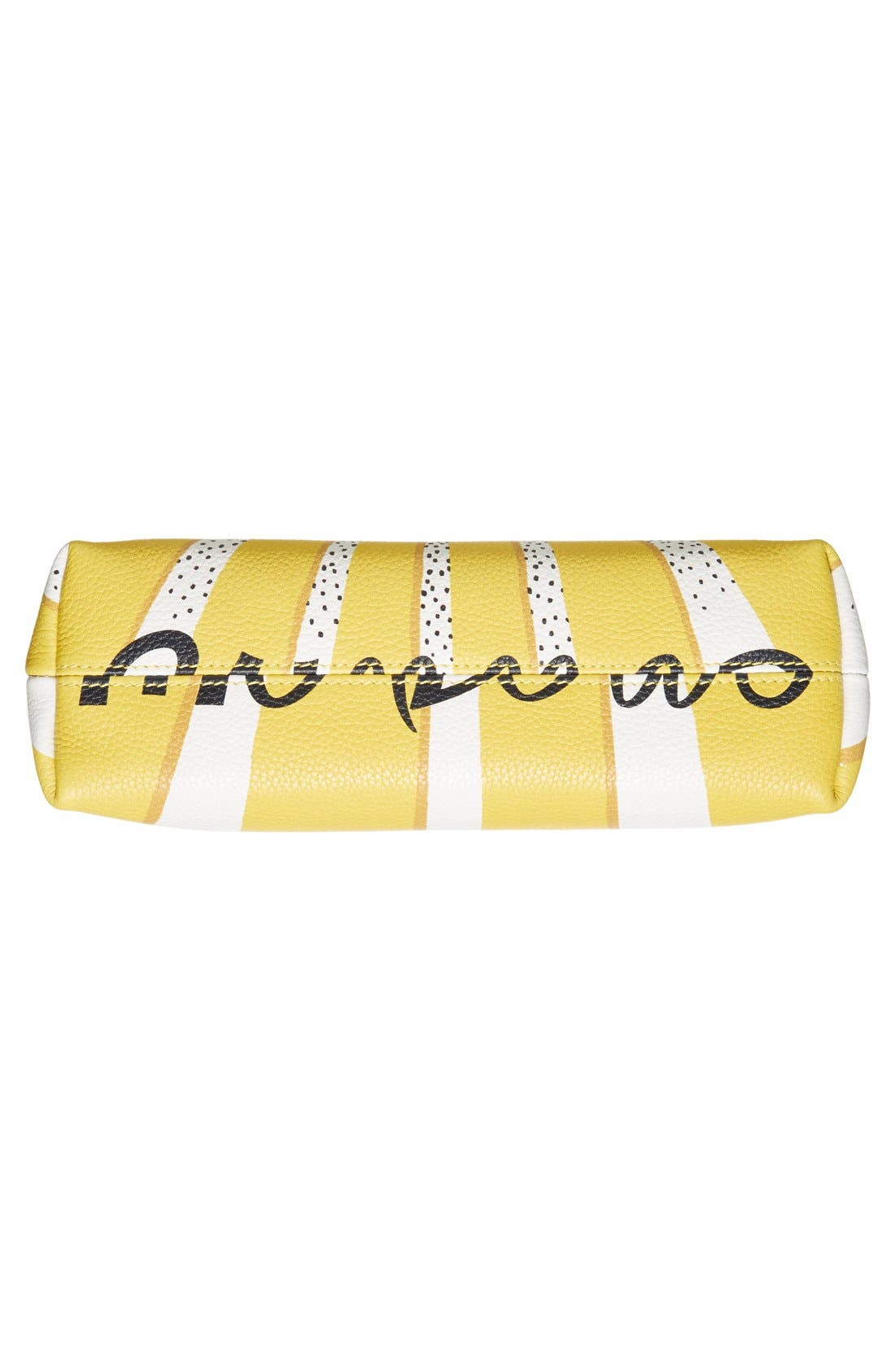 Alternate Image 6  - Burberry Leather Clutch