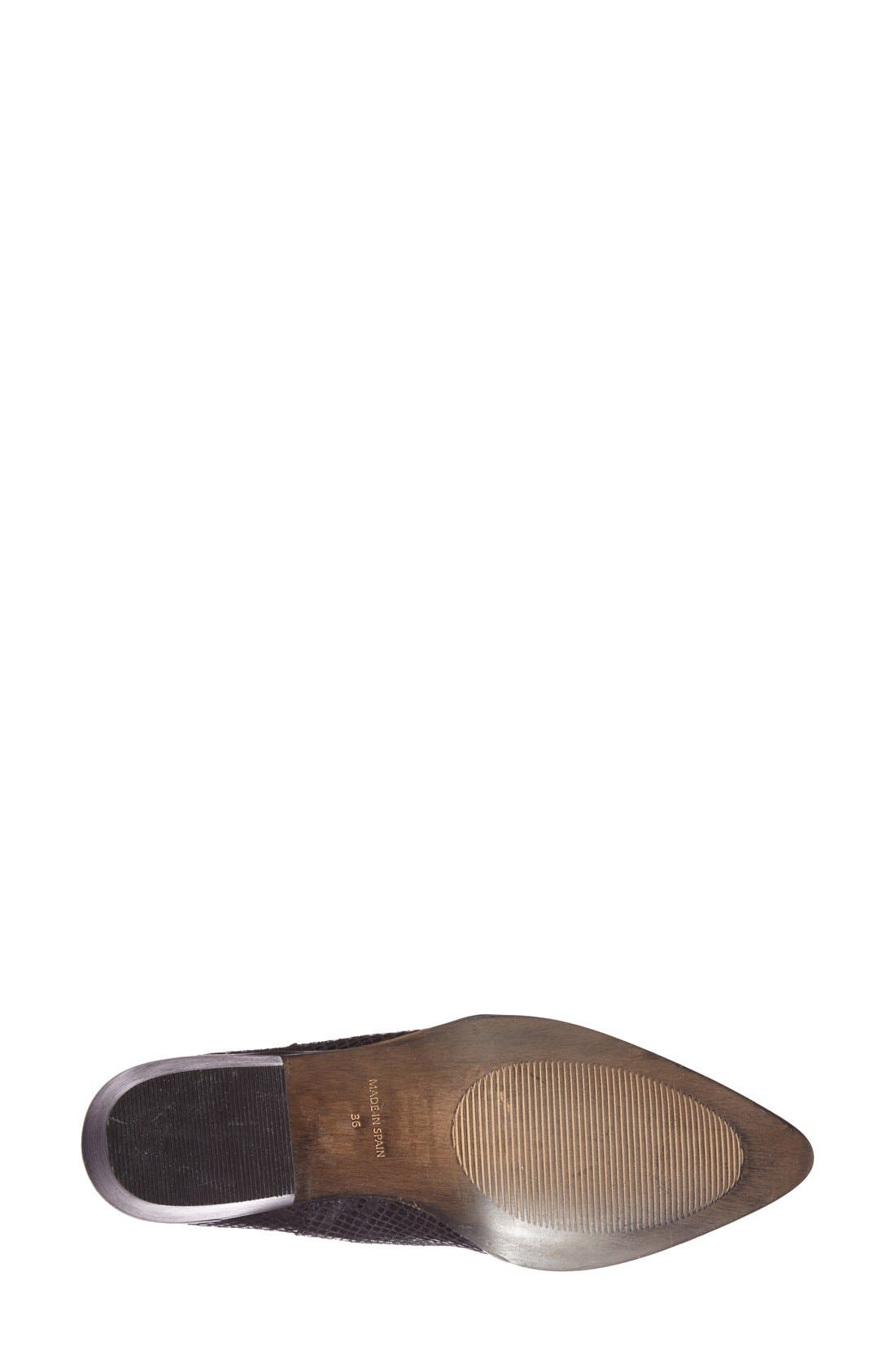 Alternate Image 4  - Topshop 'Marr' Pointy Toe Chelsea Boot (Women)