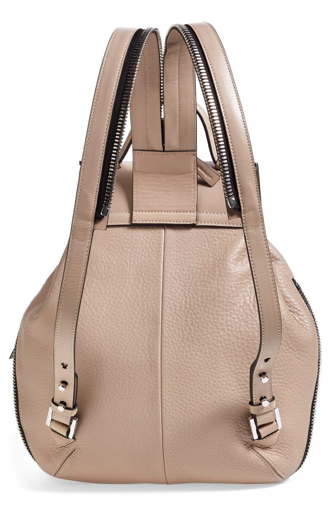 Alternate Image 3  - Mackage 'Bane' Convertible Leather Backpack