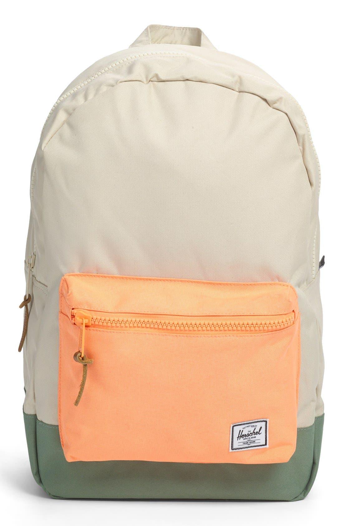 Alternate Image 1 Selected - Herschel Supply Co. 'Settlement Mid Volume' Backpack