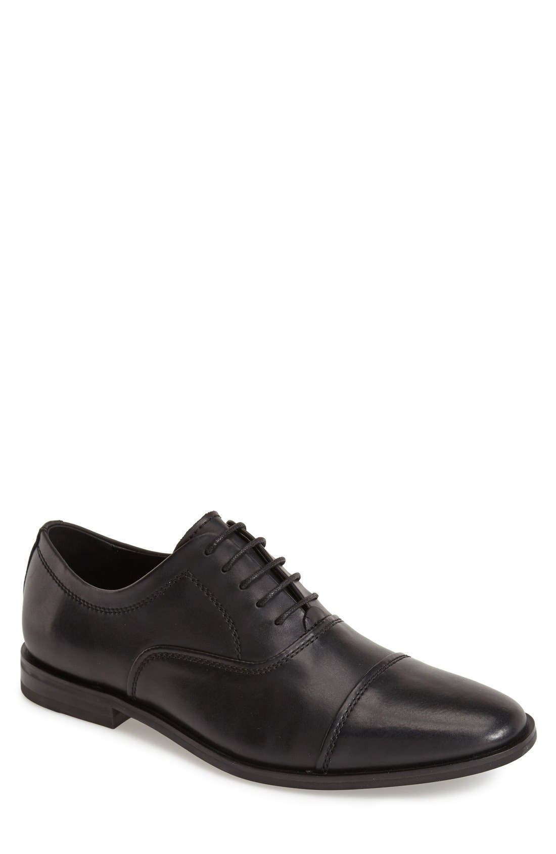 Calvin Klein 'Nino' Cap Toe Oxford (Men)