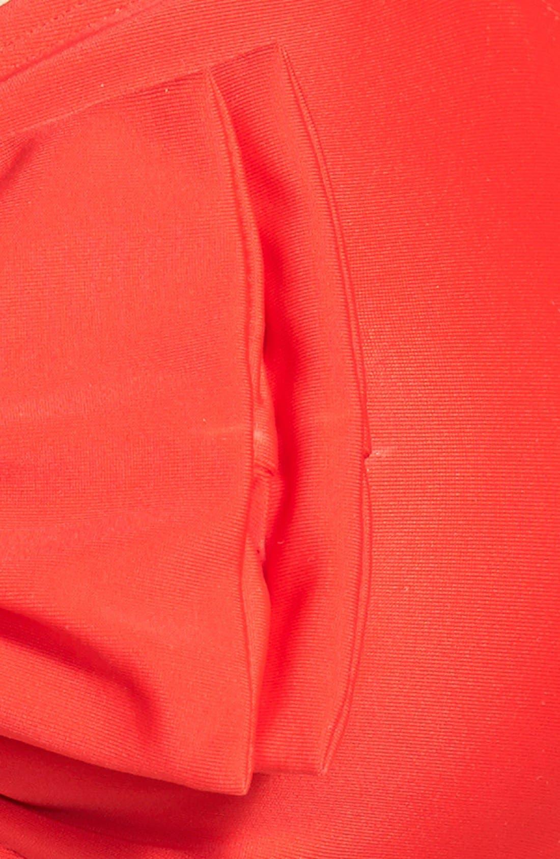 Alternate Image 3  - BP. Bow Bandeau Bikini Top (Juniors)