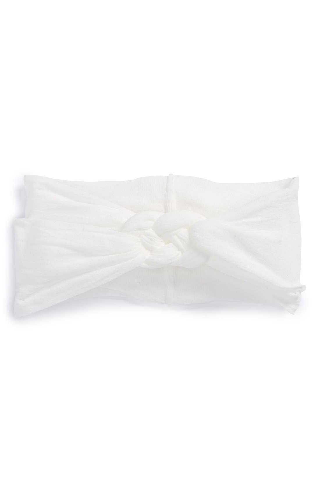 Baby Bling 'Sailor Knot' Head Wrap (Baby Girls)