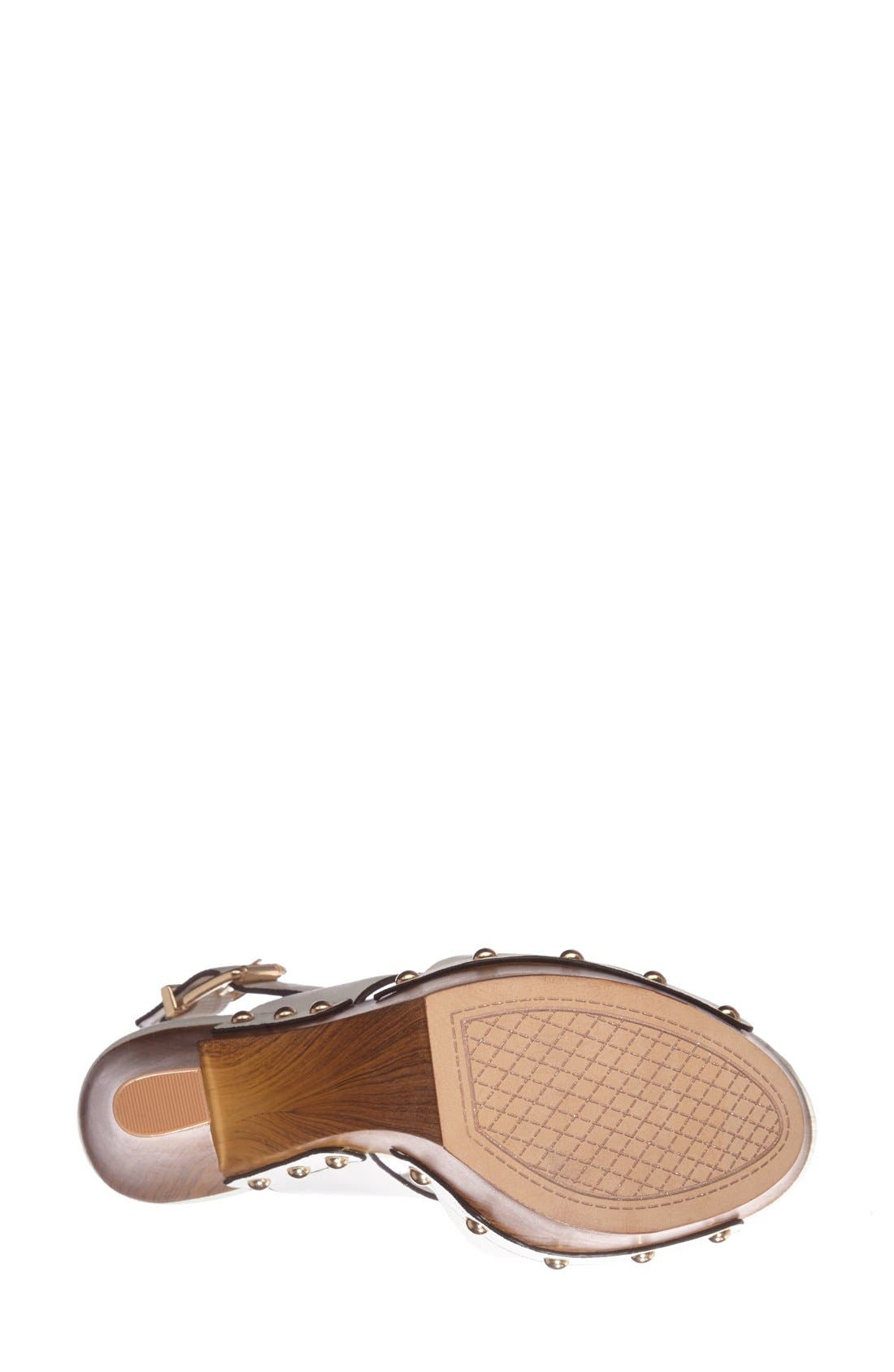 Alternate Image 4  - Jessica Simpson 'Dallis' Platform Sandal (Women)