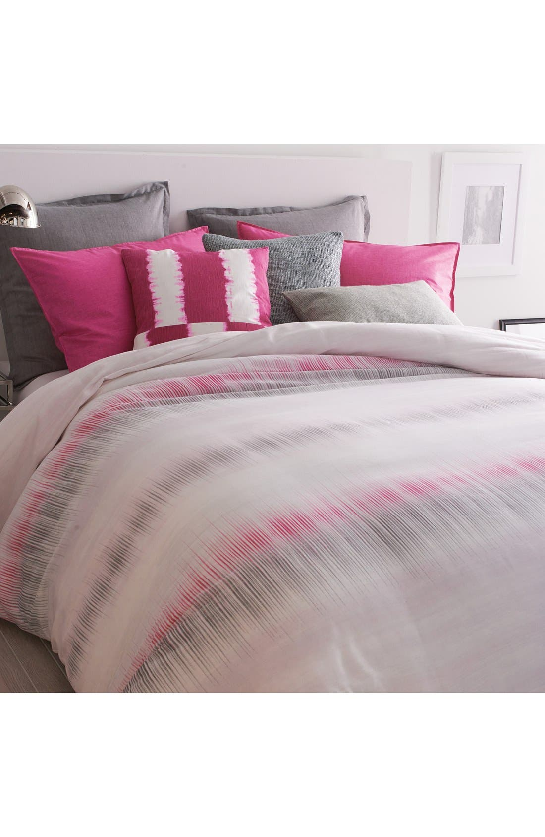 Alternate Image 1 Selected - DKNY 'Frequency' Duvet Cover