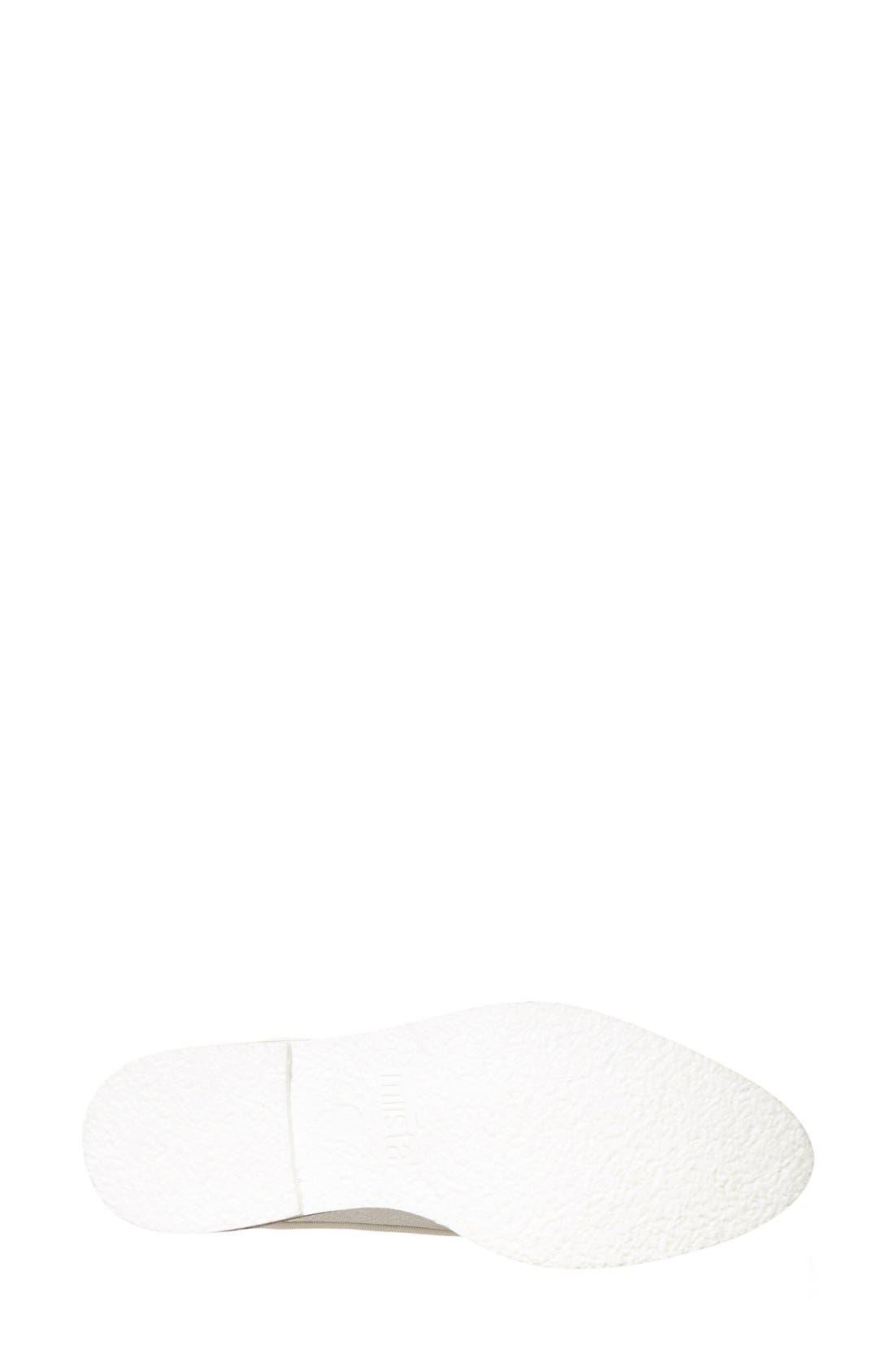 Alternate Image 4  - Miista 'Zoe' Stingray Embossed Leather Oxford (Women)