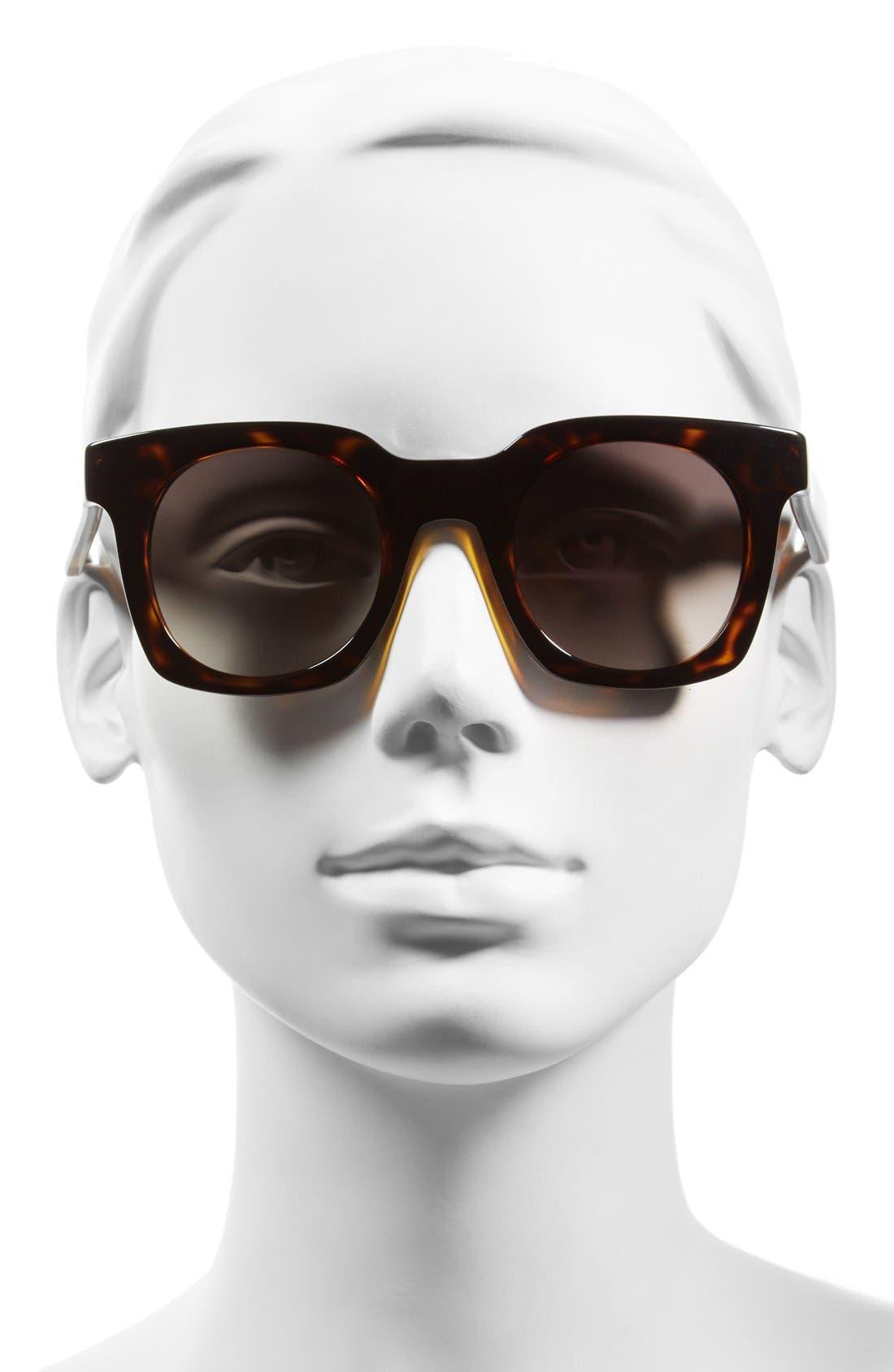 Alternate Image 2  - MARC BY MARC JACOBS 47mm Retro Sunglasses
