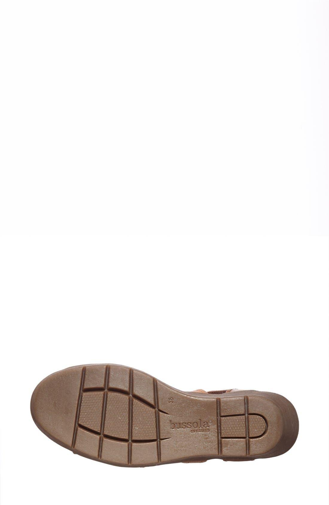 Alternate Image 4  - Bussola 'Zumaia' Wedge Sandal (Women)