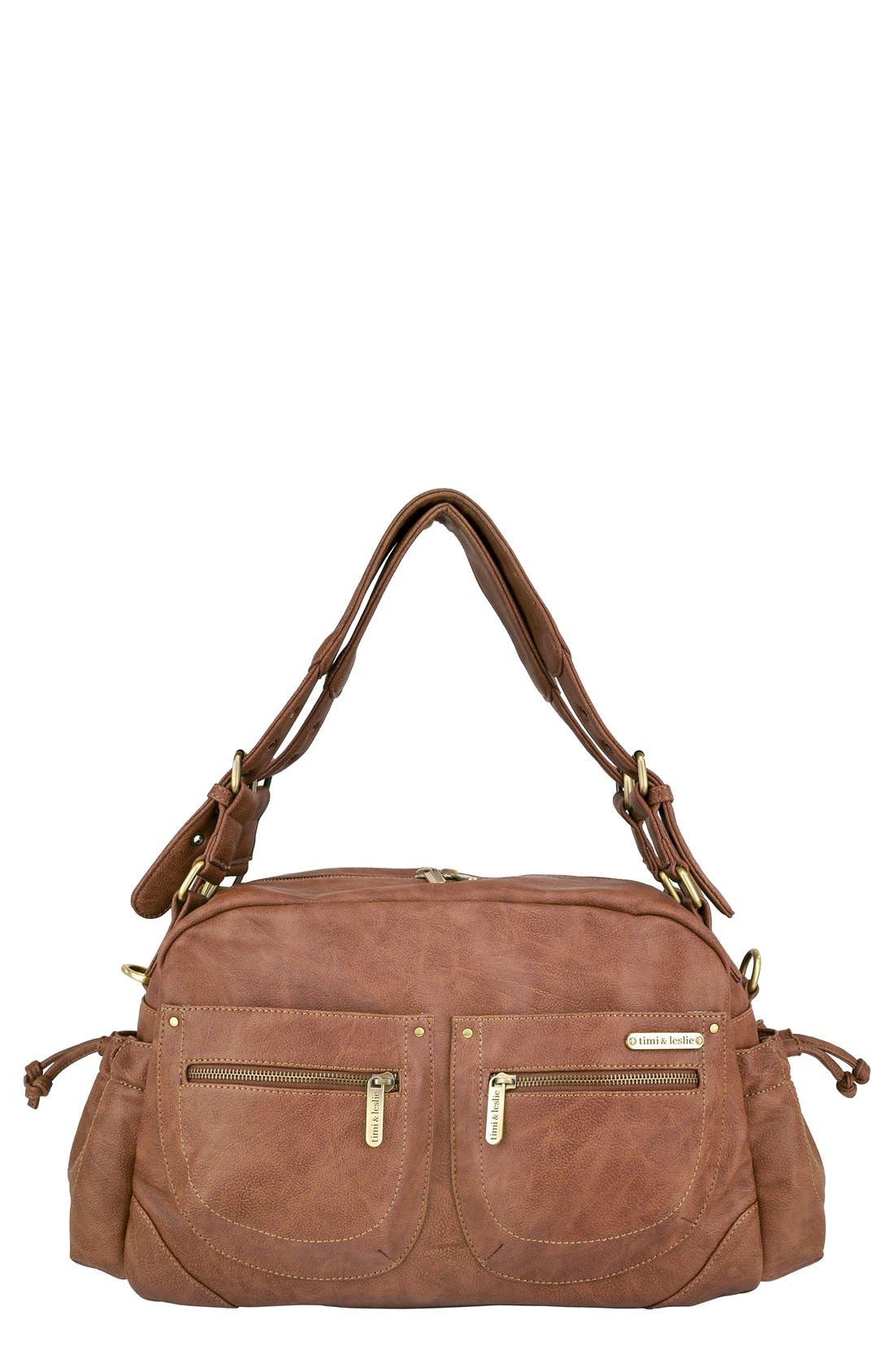 Alternate Image 1 Selected - Timi & Leslie 'Jessica' Diaper Bag
