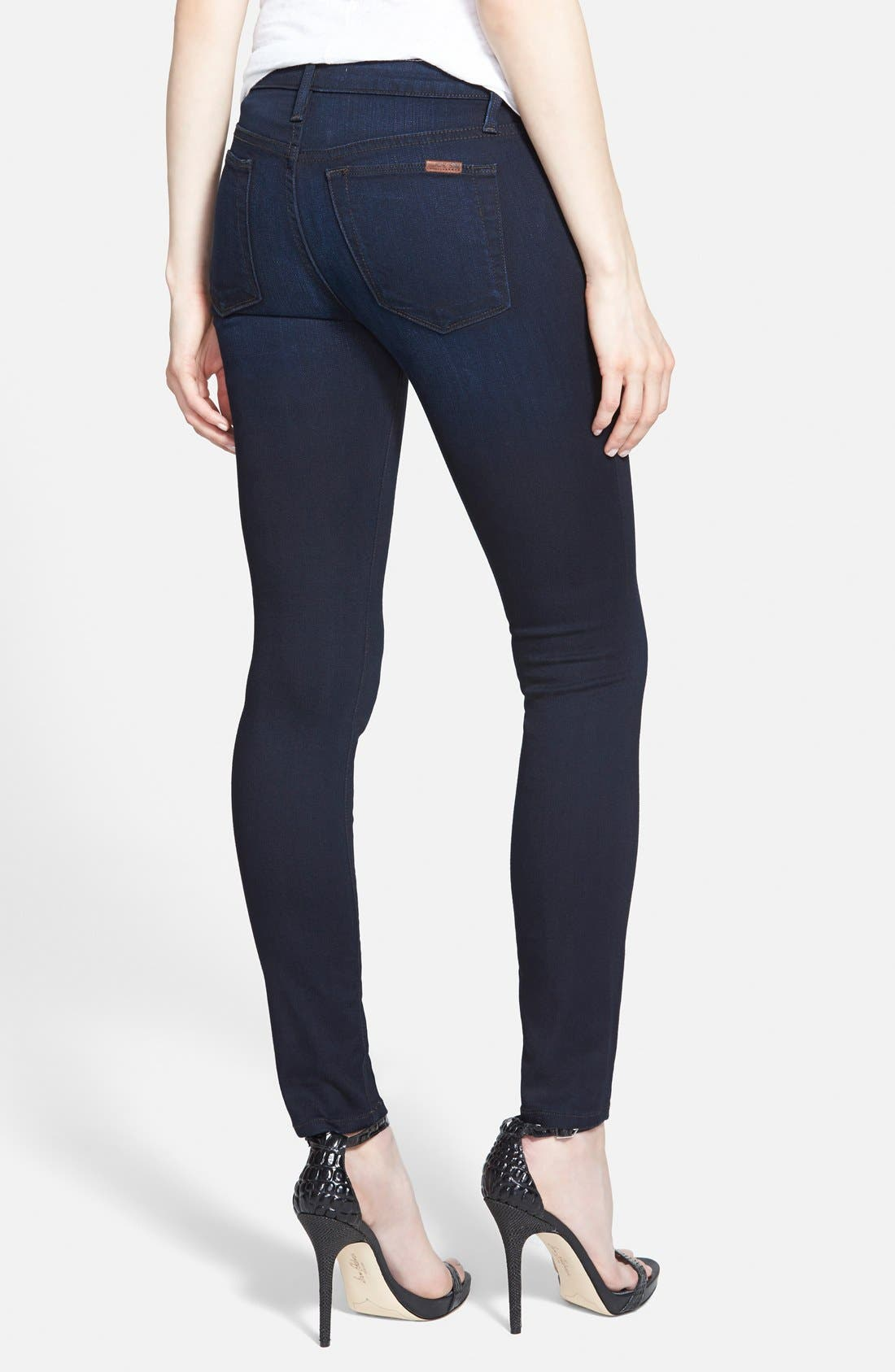 Alternate Image 2  - Joe's 'Flawless - Icon' Ankle Skinny Jeans (Blaire)