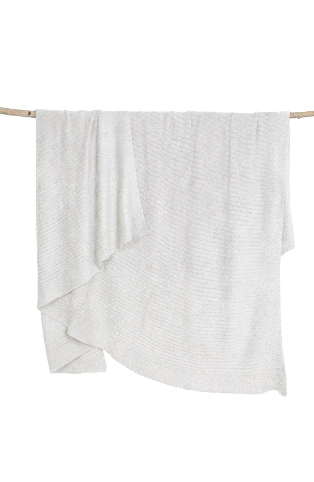 Barefoot Dreams® Ribbed Throw