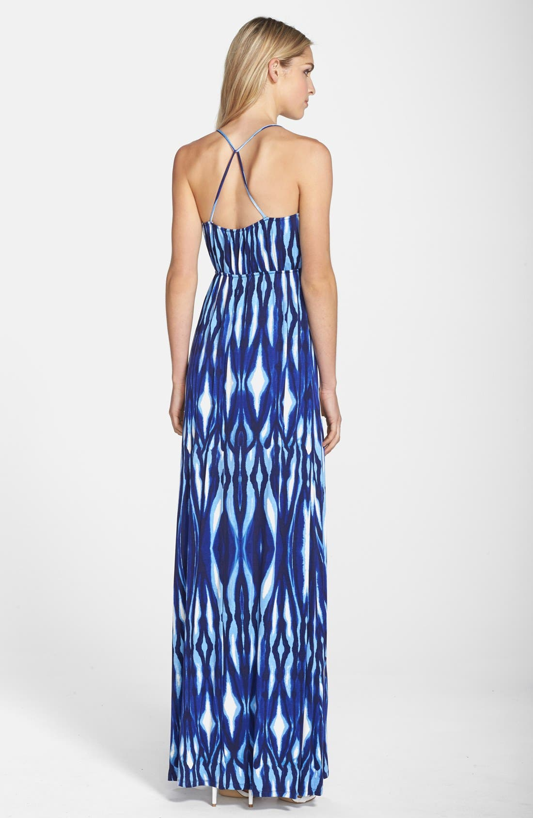 Alternate Image 2  - Felicity & Coco Print Maxi Dress (Regular & Petite) (Nordstrom Exclusive)