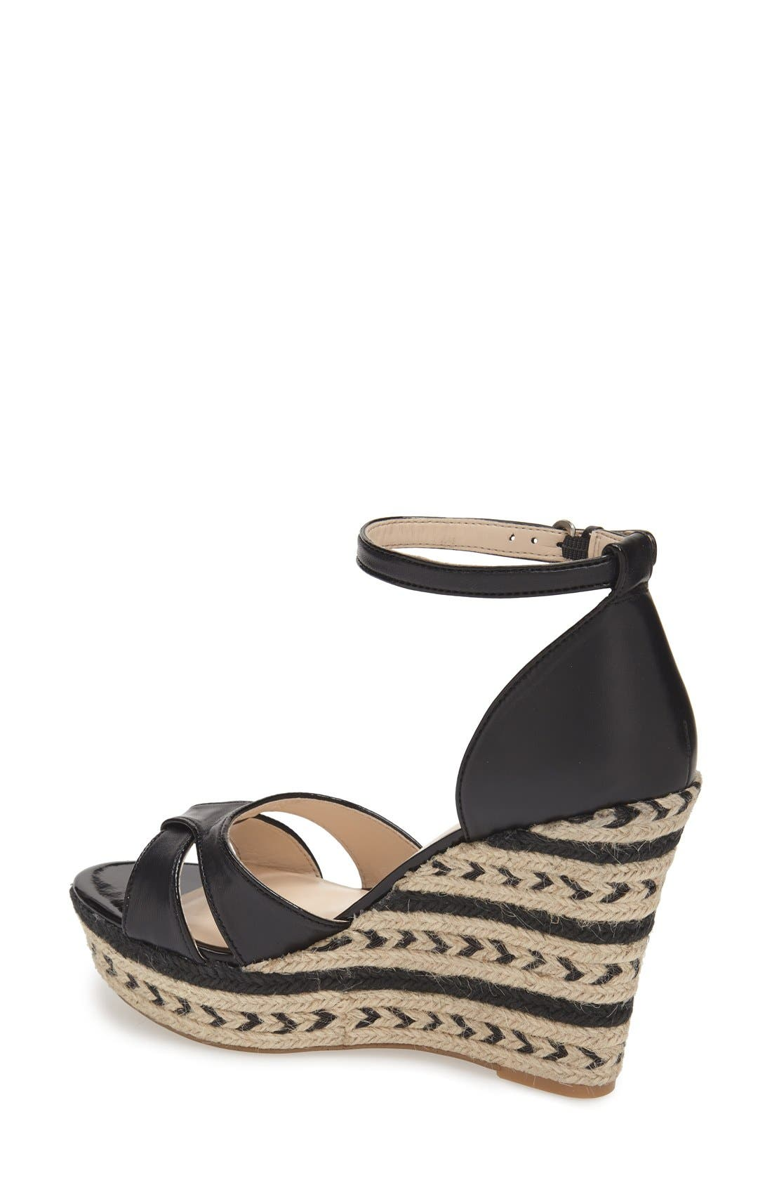 Alternate Image 2  - Nine West 'Jacoby' Espadrille Wedge Sandal (Women)