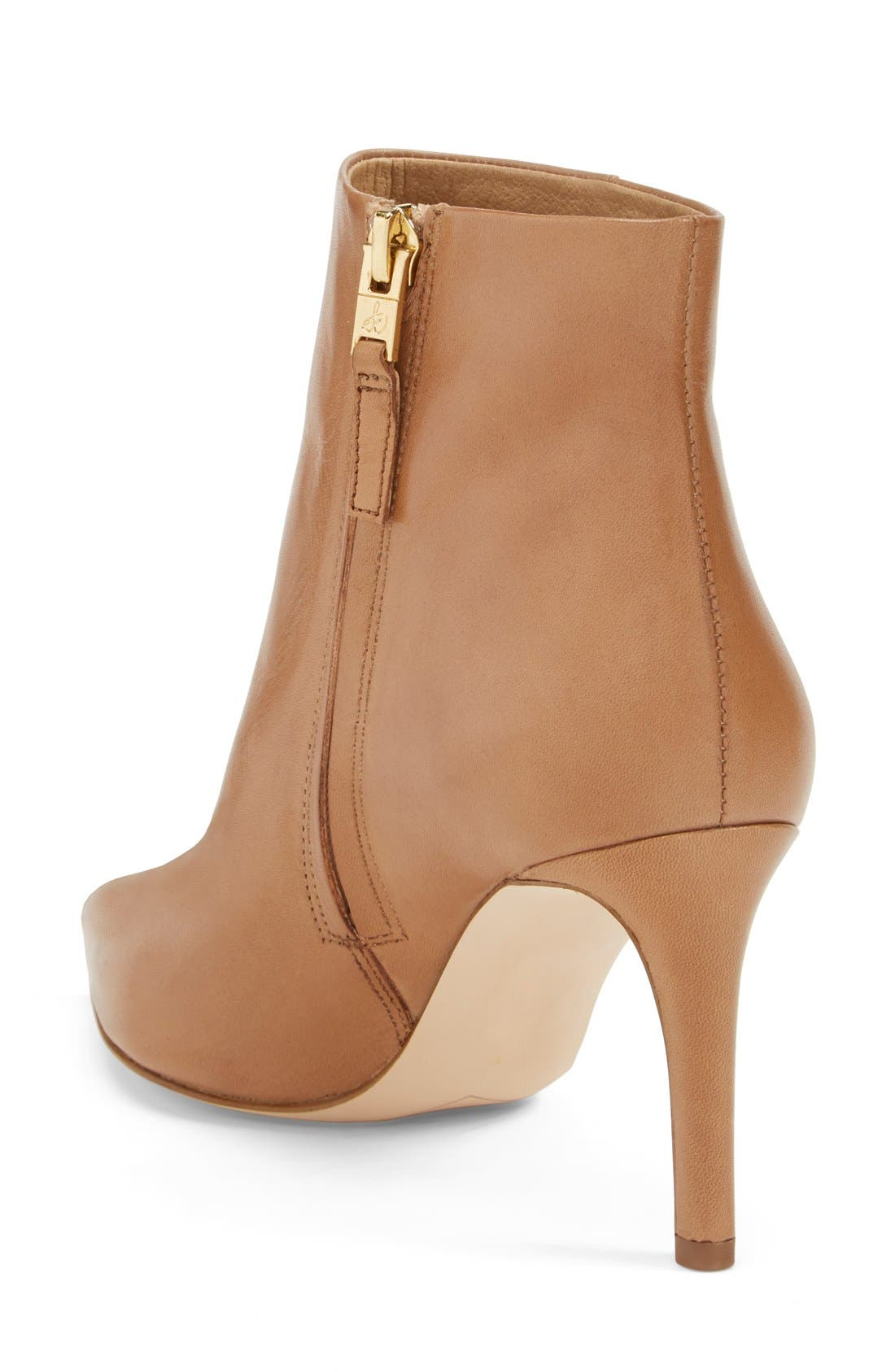 Alternate Image 2  - Sam Edelman 'Karen' Pointy Toe Bootie (Women)