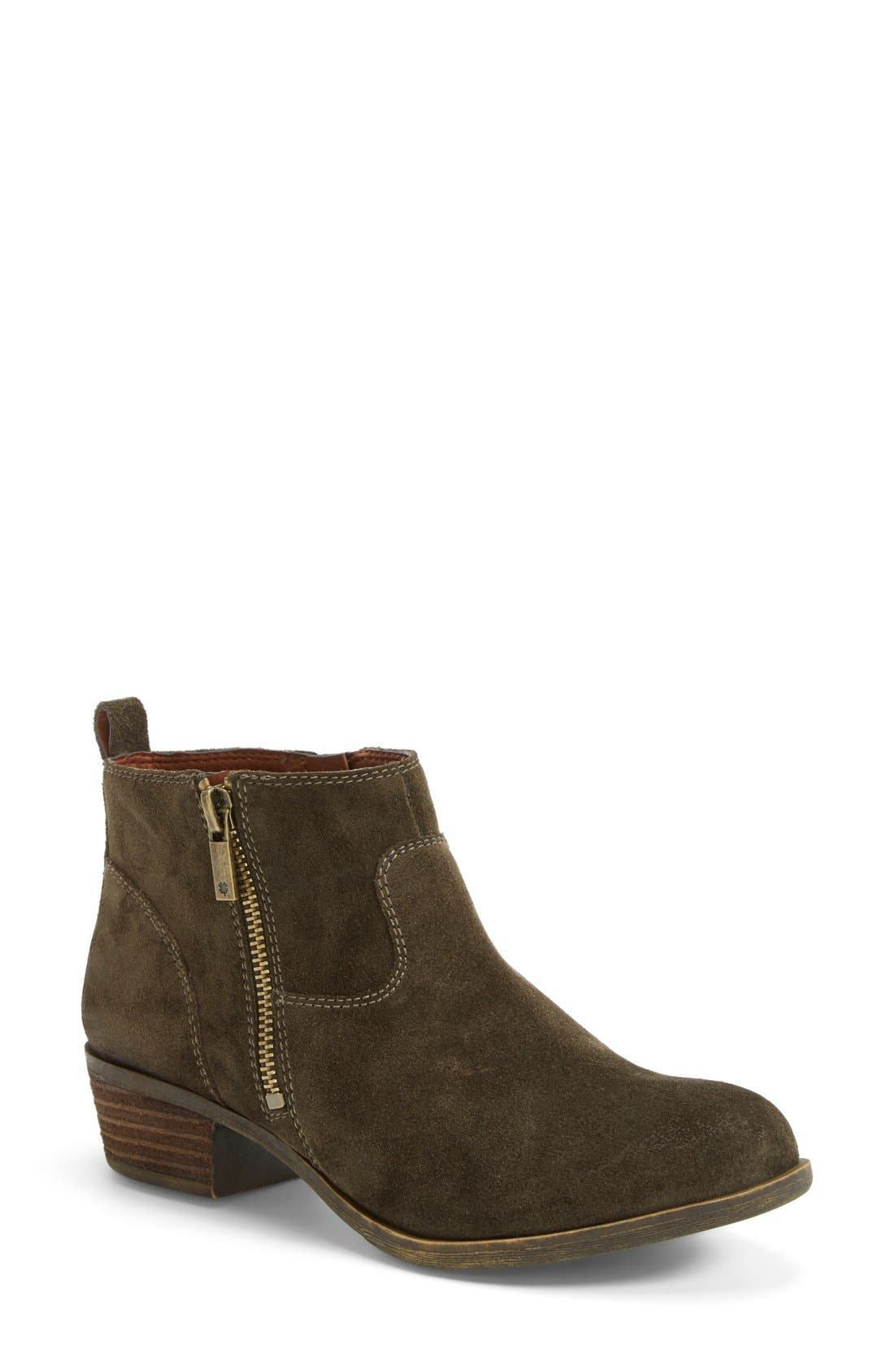 Alternate Image 1 Selected - Lucky Brand 'Betwixt' Bootie (Women) (Nordstrom Exclusive)