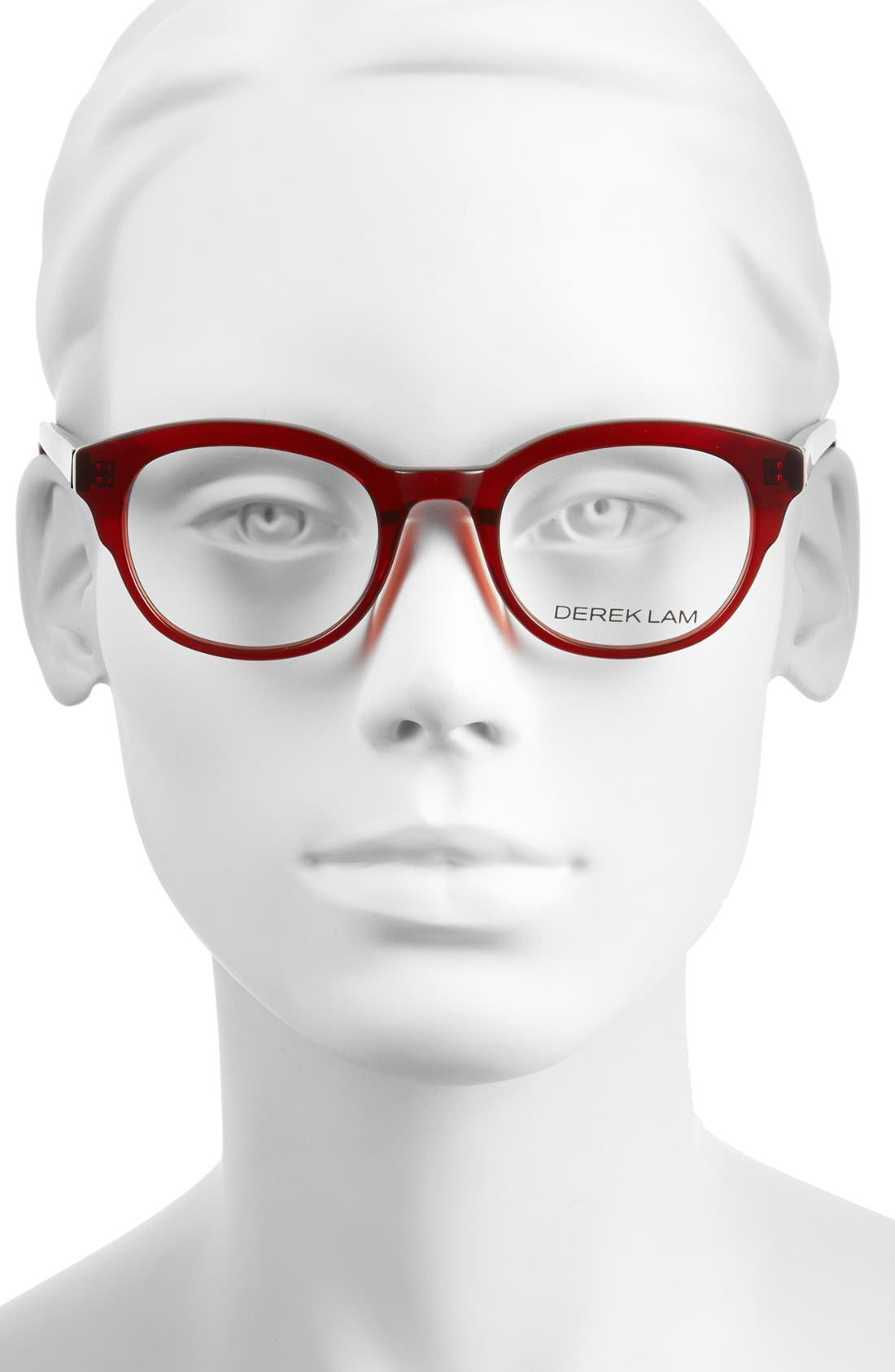 Alternate Image 2  - Derek Lam 46mm Optical Glasses