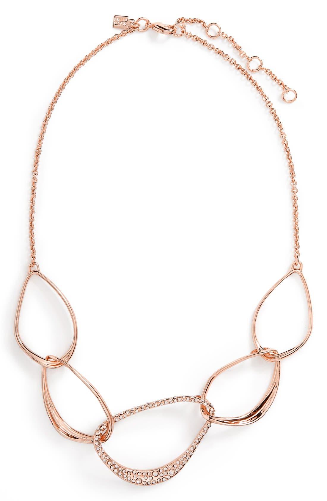 Alternate Image 1 Selected - Alexis Bittar 'Miss Havisham' Link Bib Necklace