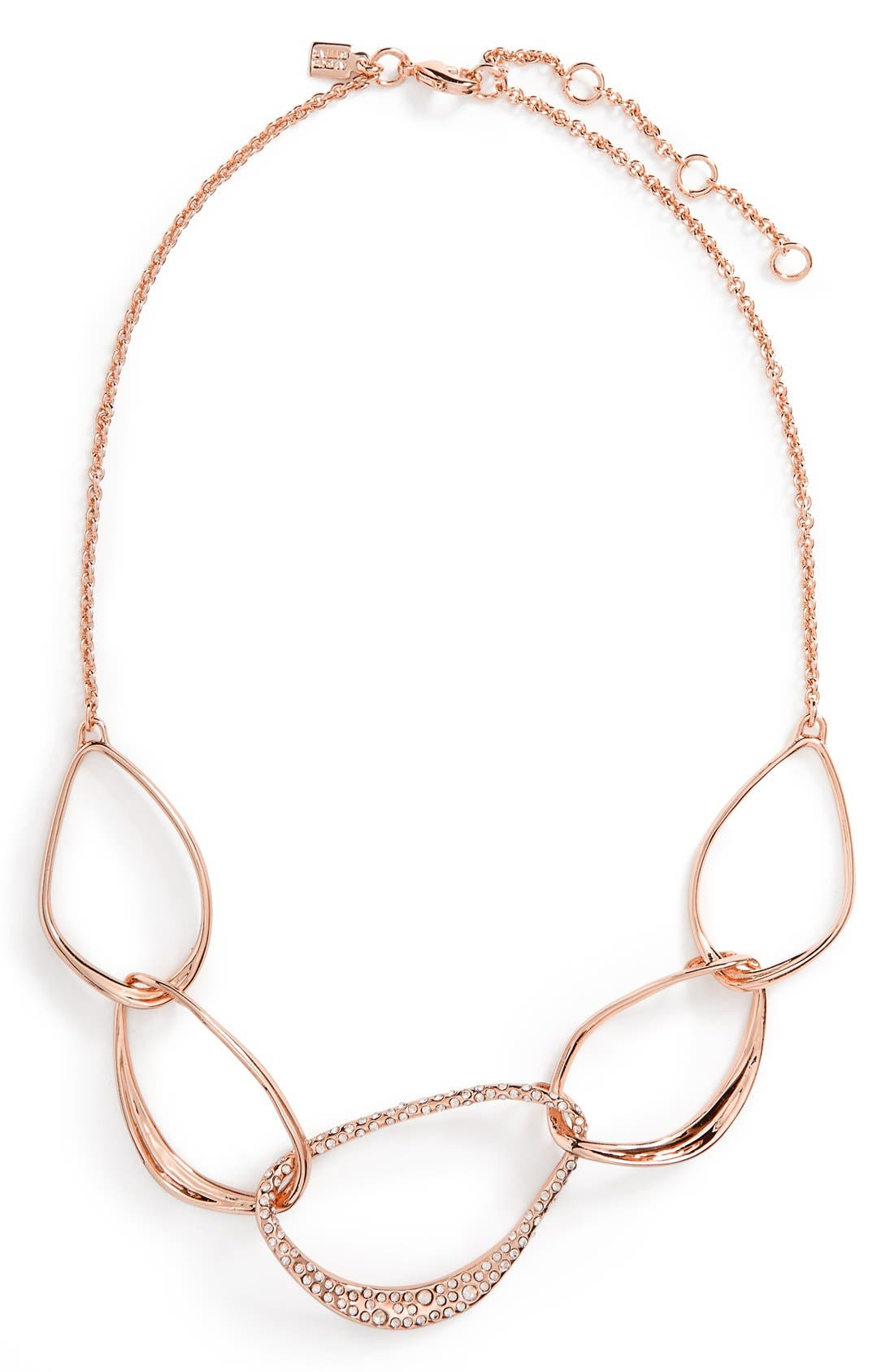 Main Image - Alexis Bittar 'Miss Havisham' Link Bib Necklace