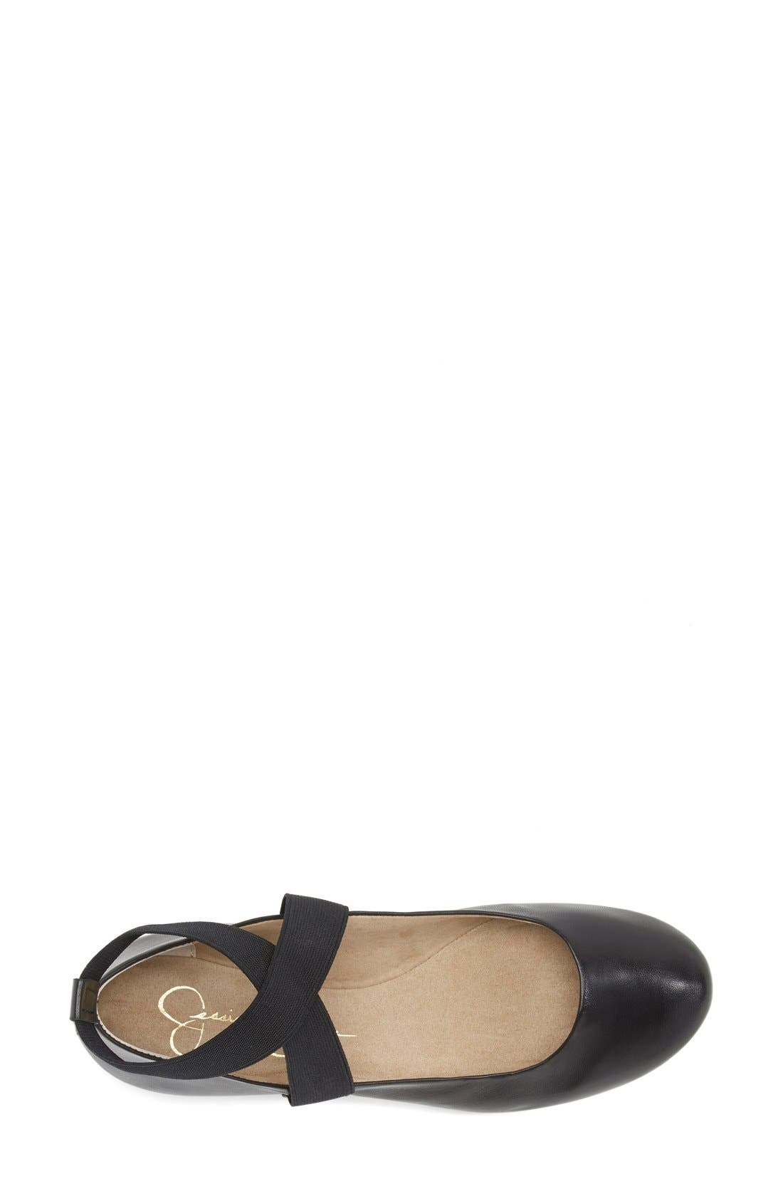 Alternate Image 3  - Jessica Simpson 'Mariza' Ballet Flat (Women)
