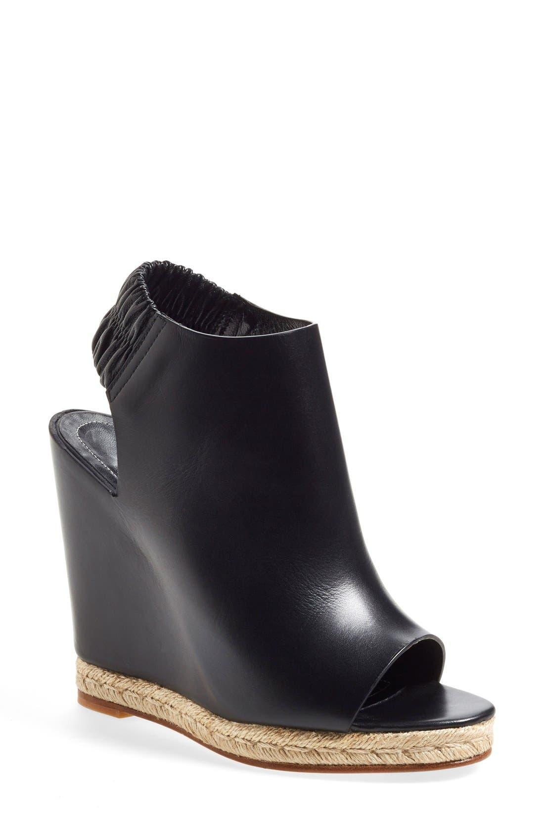 Alternate Image 1 Selected - Balenciaga Espadrille Wedge Sandal (Women)